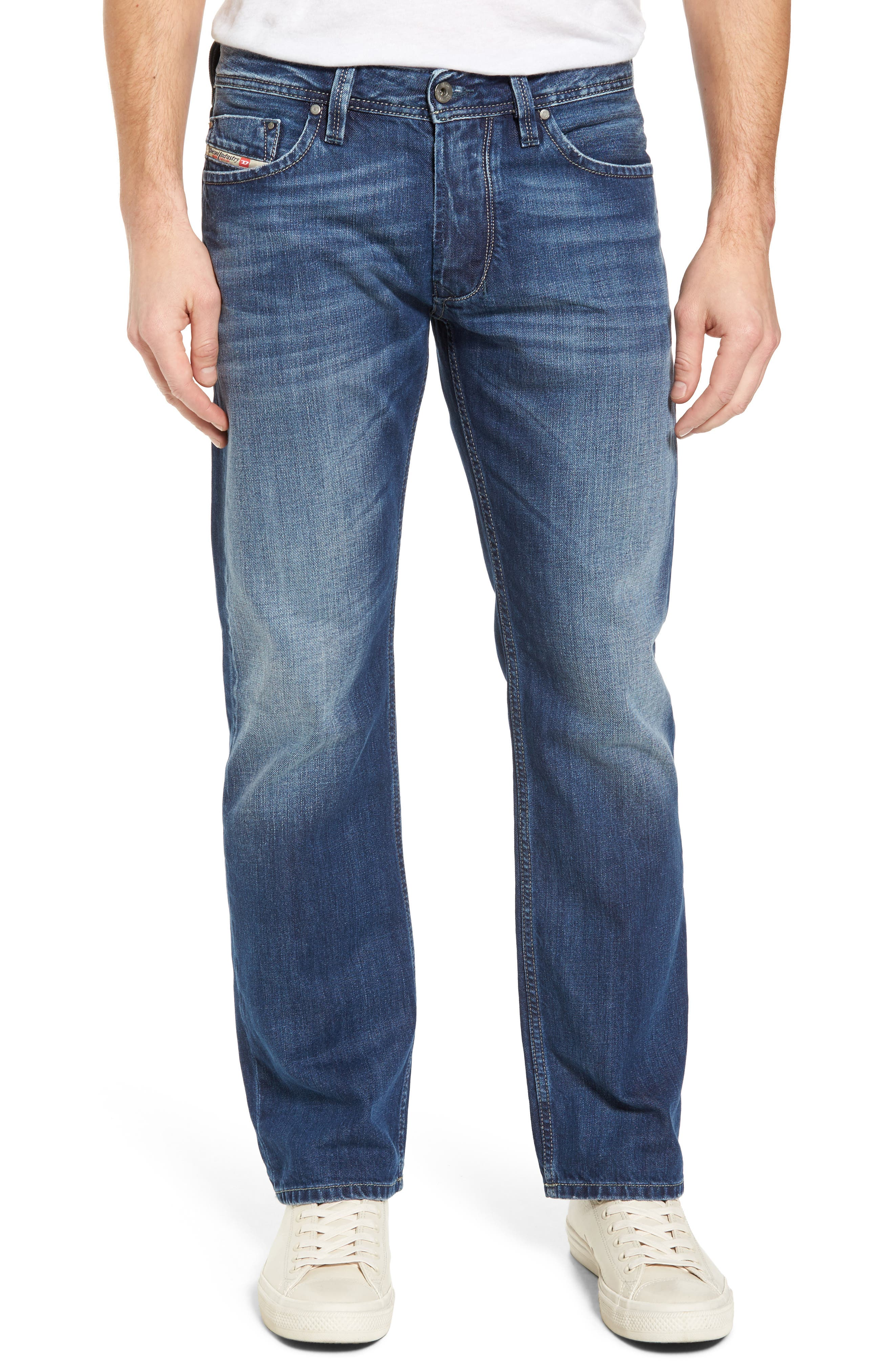 Larkee Relaxed Fit Jeans,                         Main,                         color, 008Xr