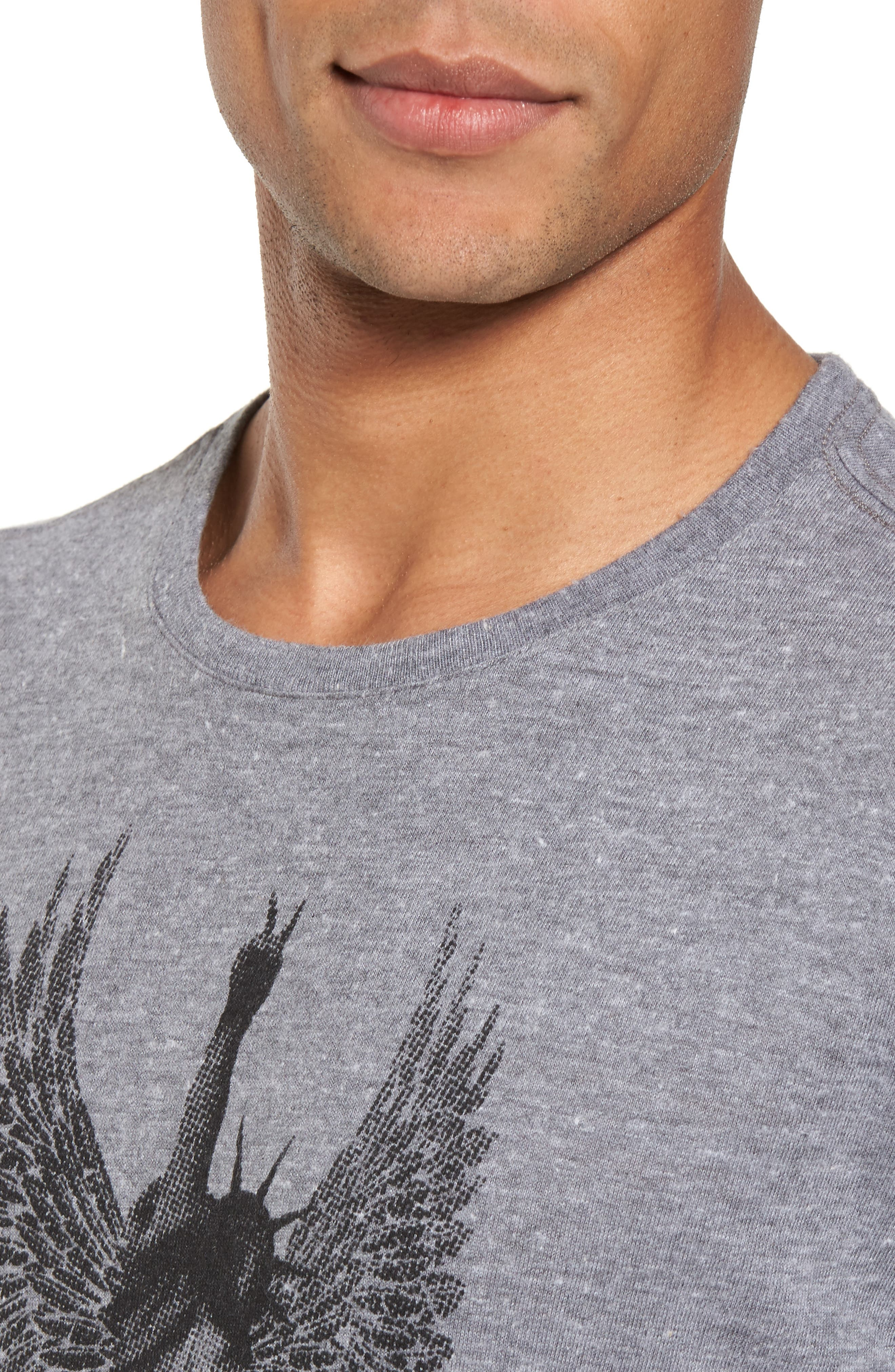 Alternate Image 4  - John Varvatos Star USA Liberty Wings Graphic T-Shirt