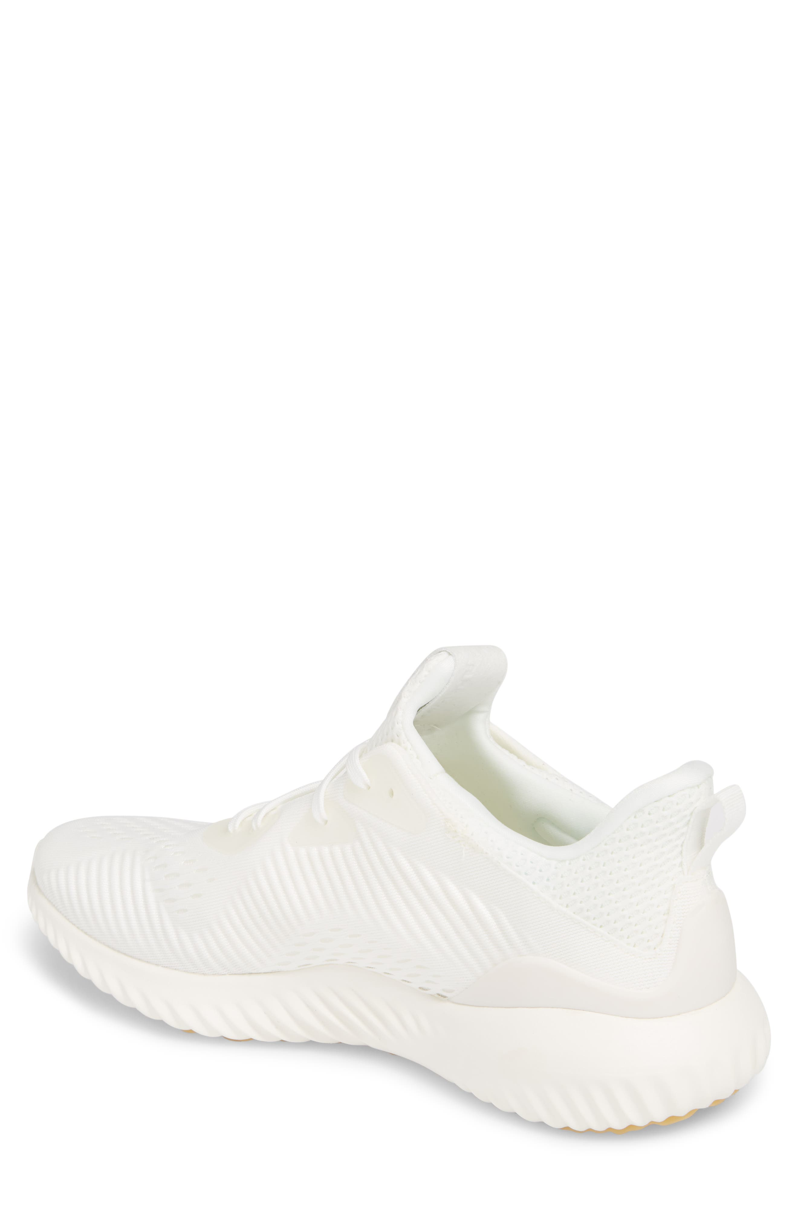 AlphaBounce EM Undye Running Shoe,                             Alternate thumbnail 2, color,                             Non Dyed/ Grey