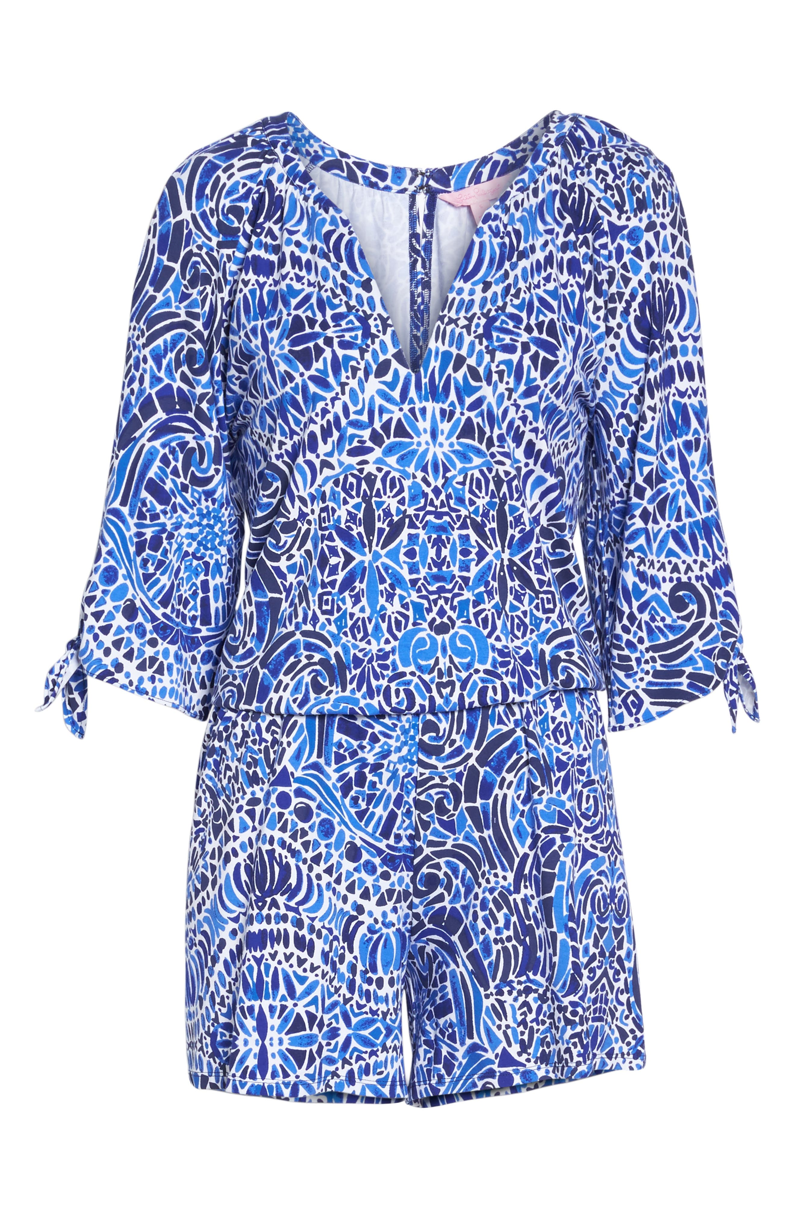Alternate Image 6  - Lilly Pulitzer® Bryce Romper
