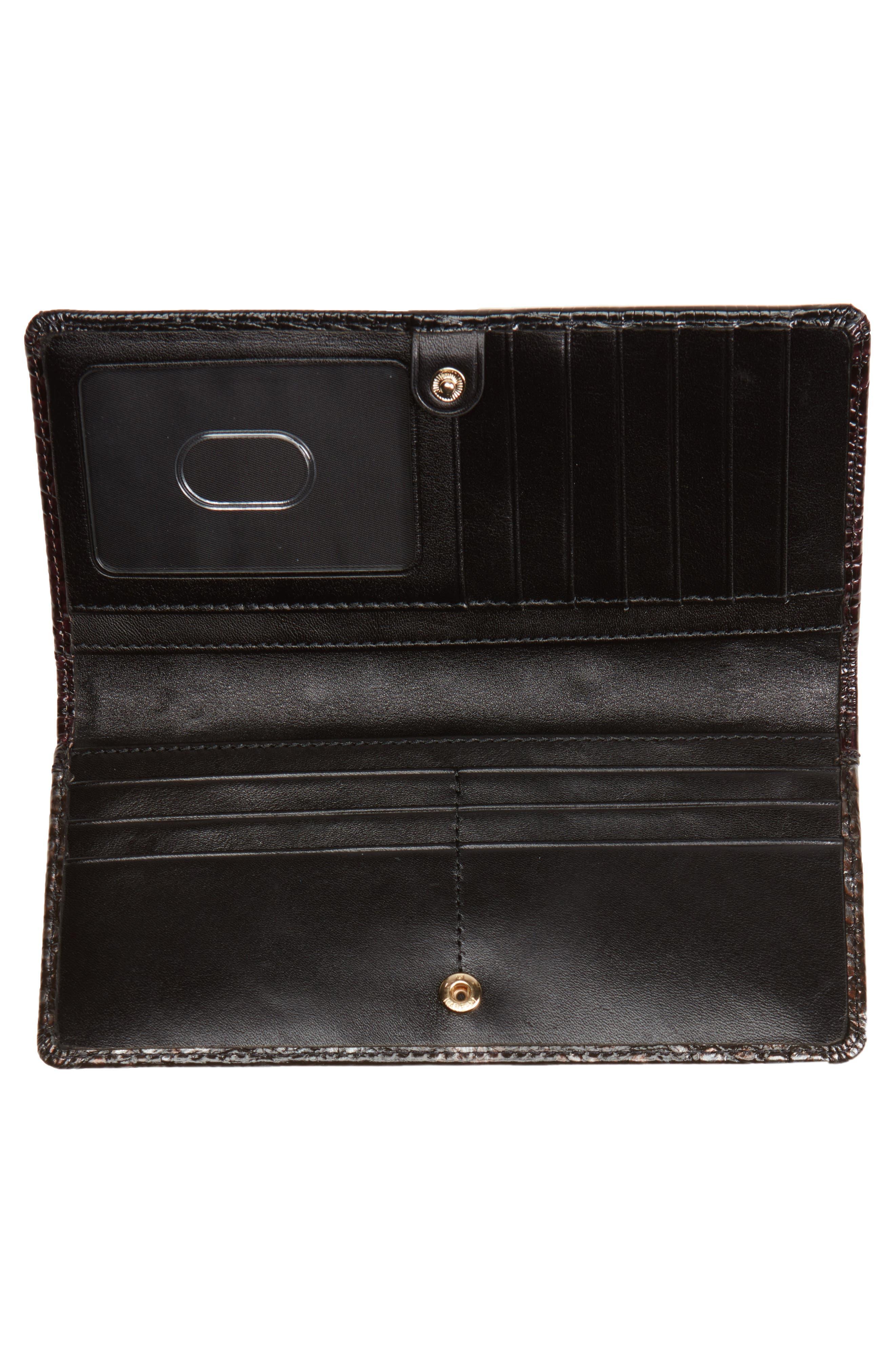 Alternate Image 2  - Brahmin Ady Leather Continental Wallet