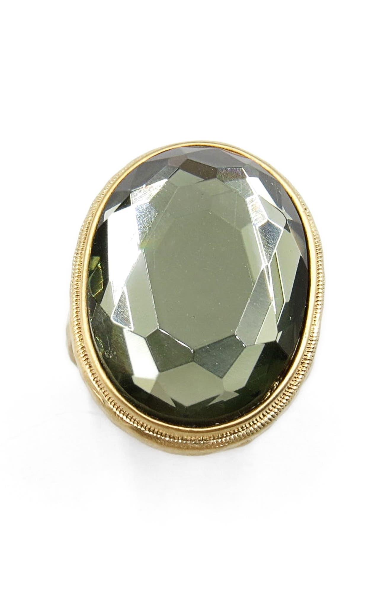Cocktail Ring,                             Main thumbnail 1, color,                             Gold
