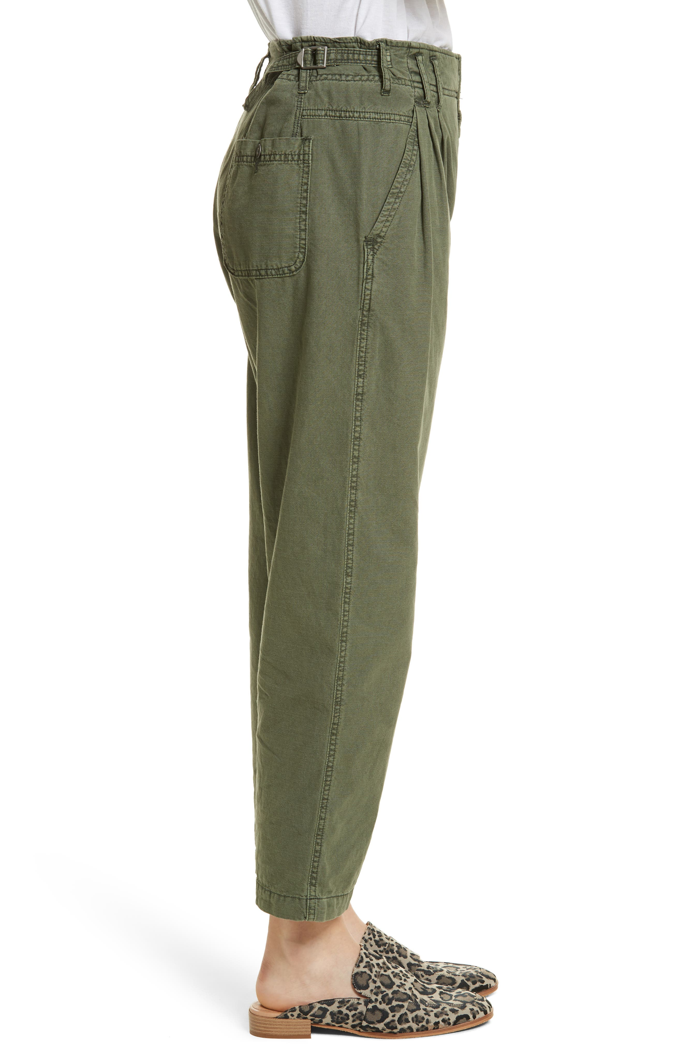 Compass Star Trousers,                             Alternate thumbnail 3, color,                             Slate