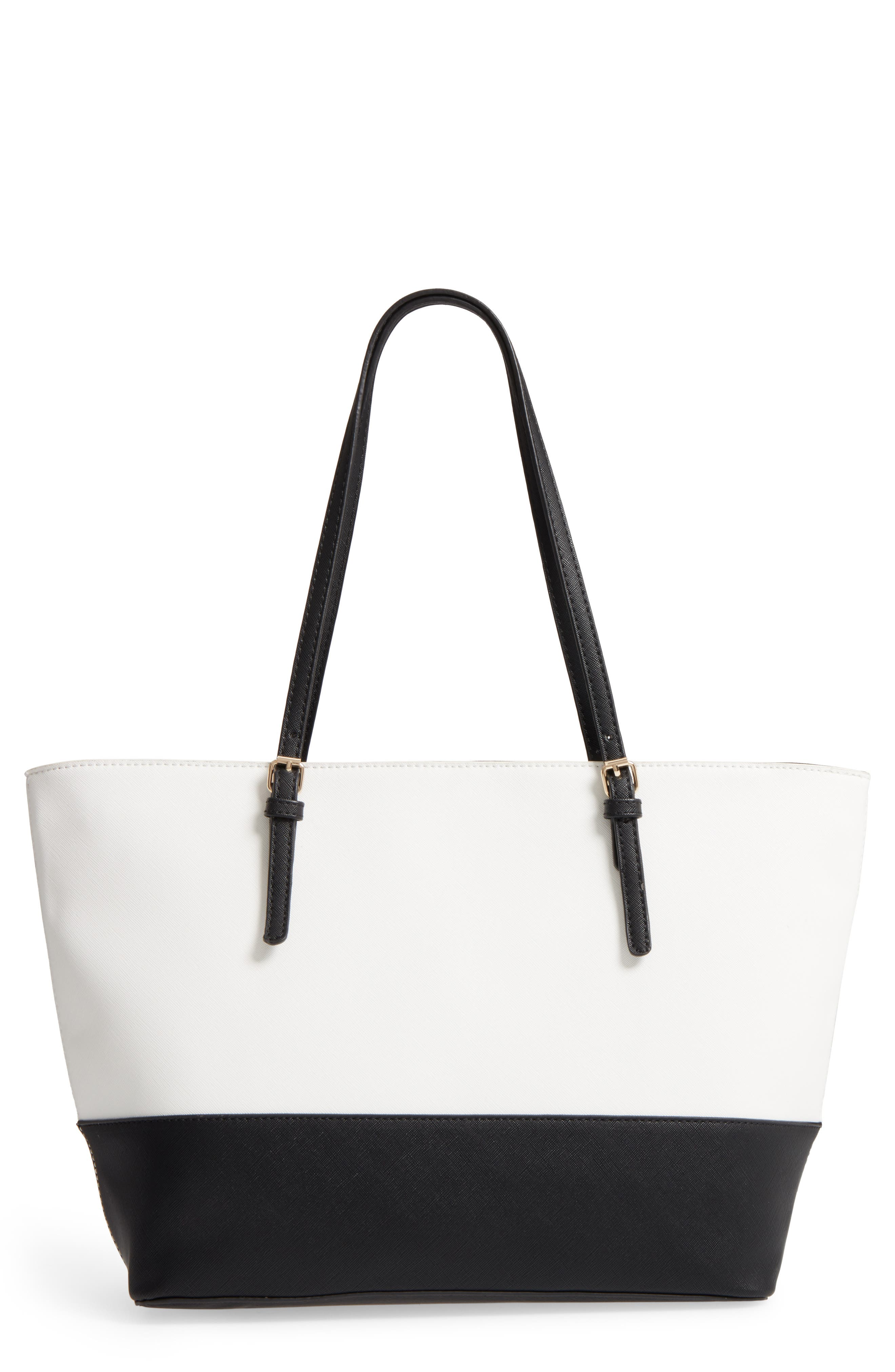 Emperia Michelle Faux Leather Tote