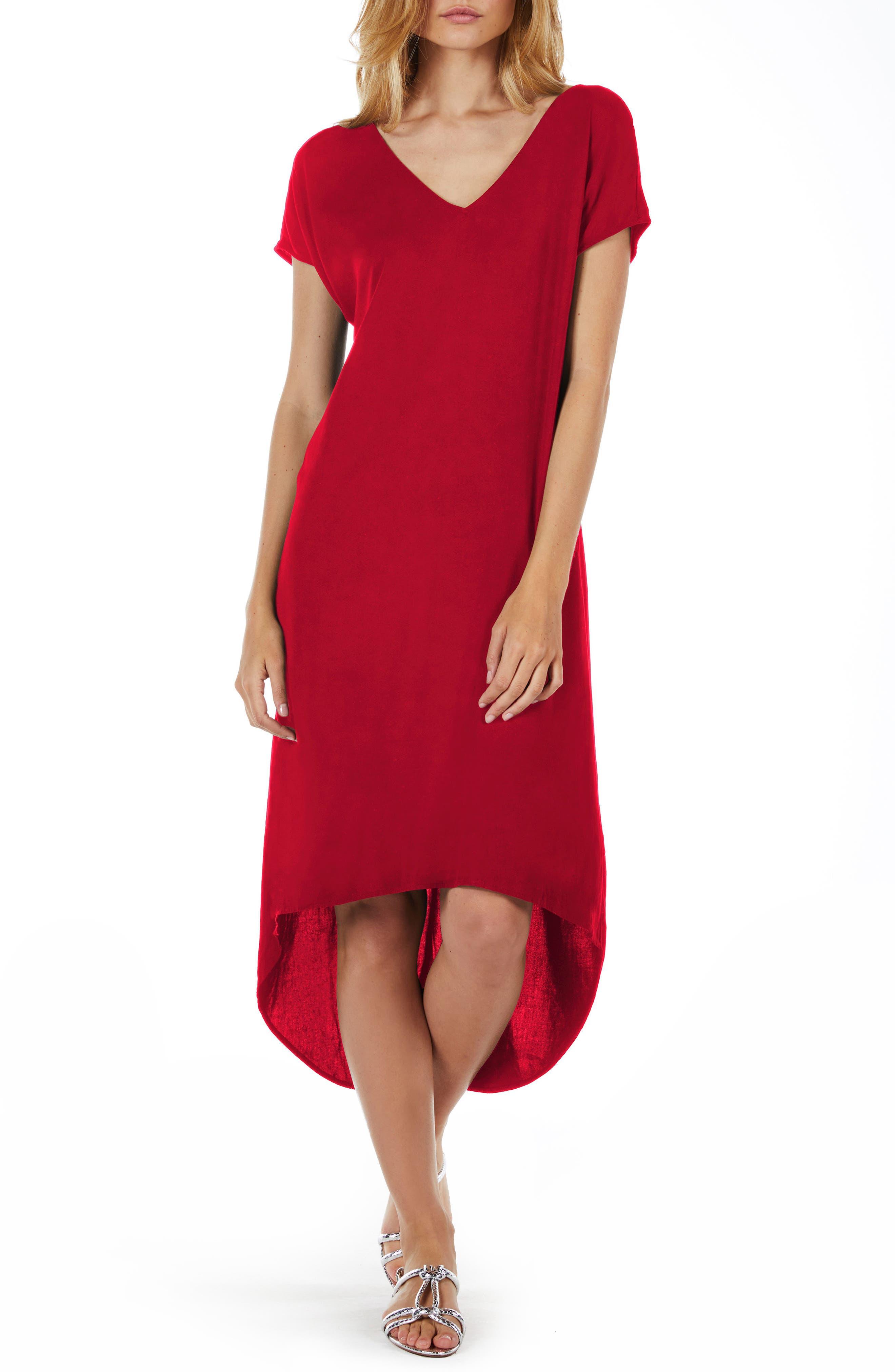 Michael Stars High/Low A-Line Dress