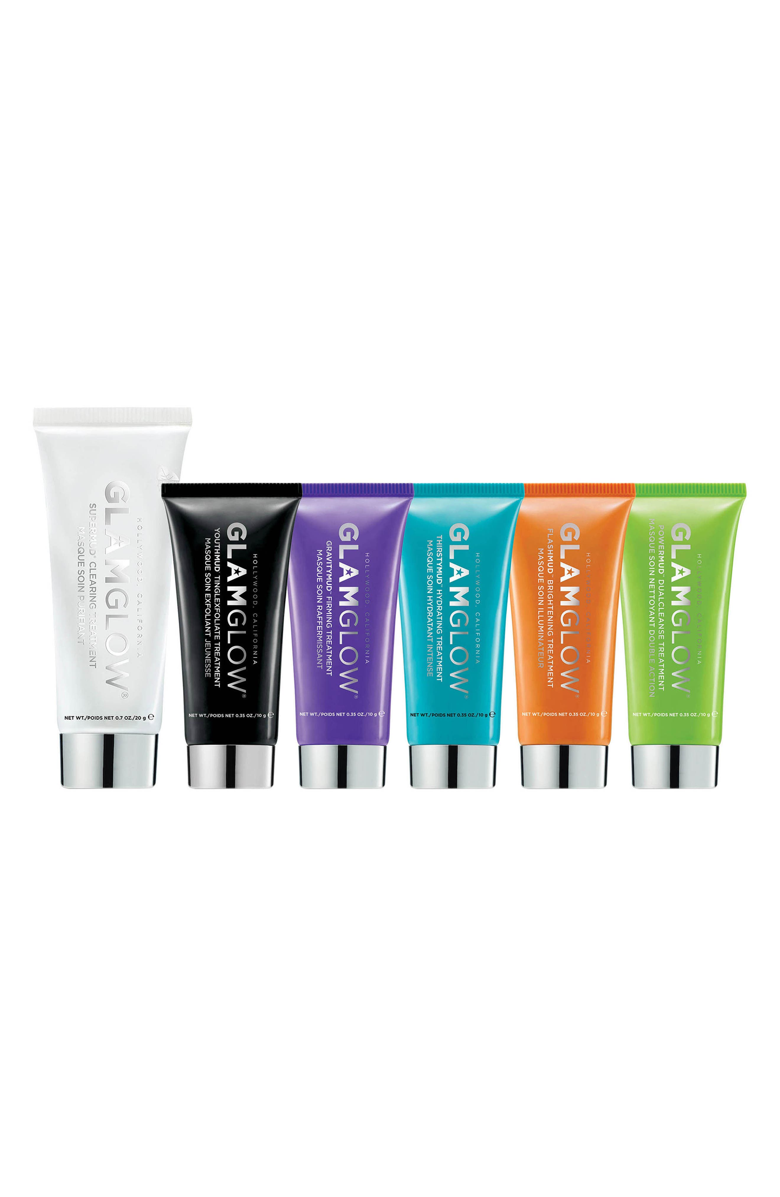 Multimasking Mask Treatment Set,                         Main,                         color, No Color
