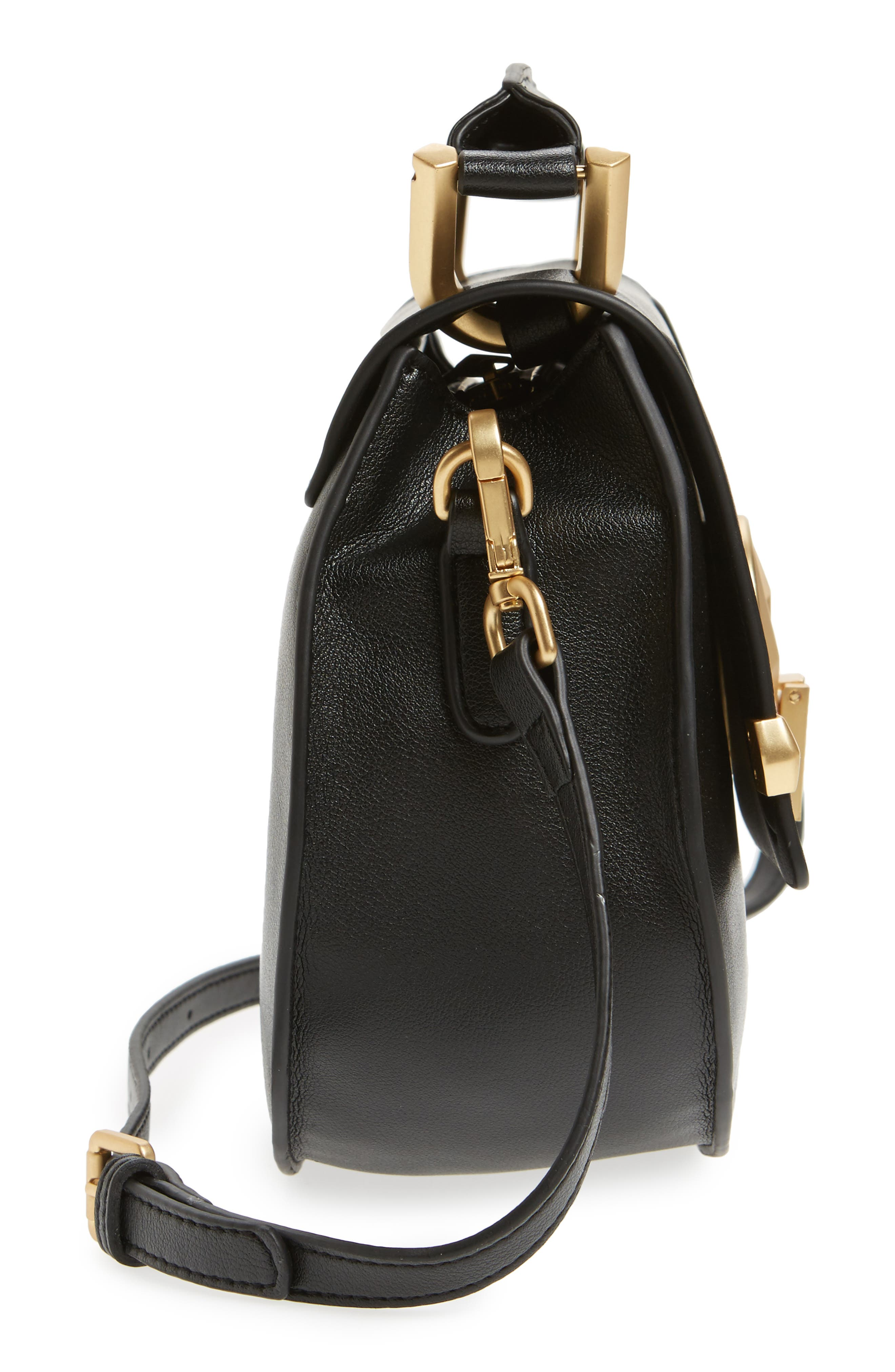 Alternate Image 5  - Céline Dion Octave Leather Top Handle Satchel