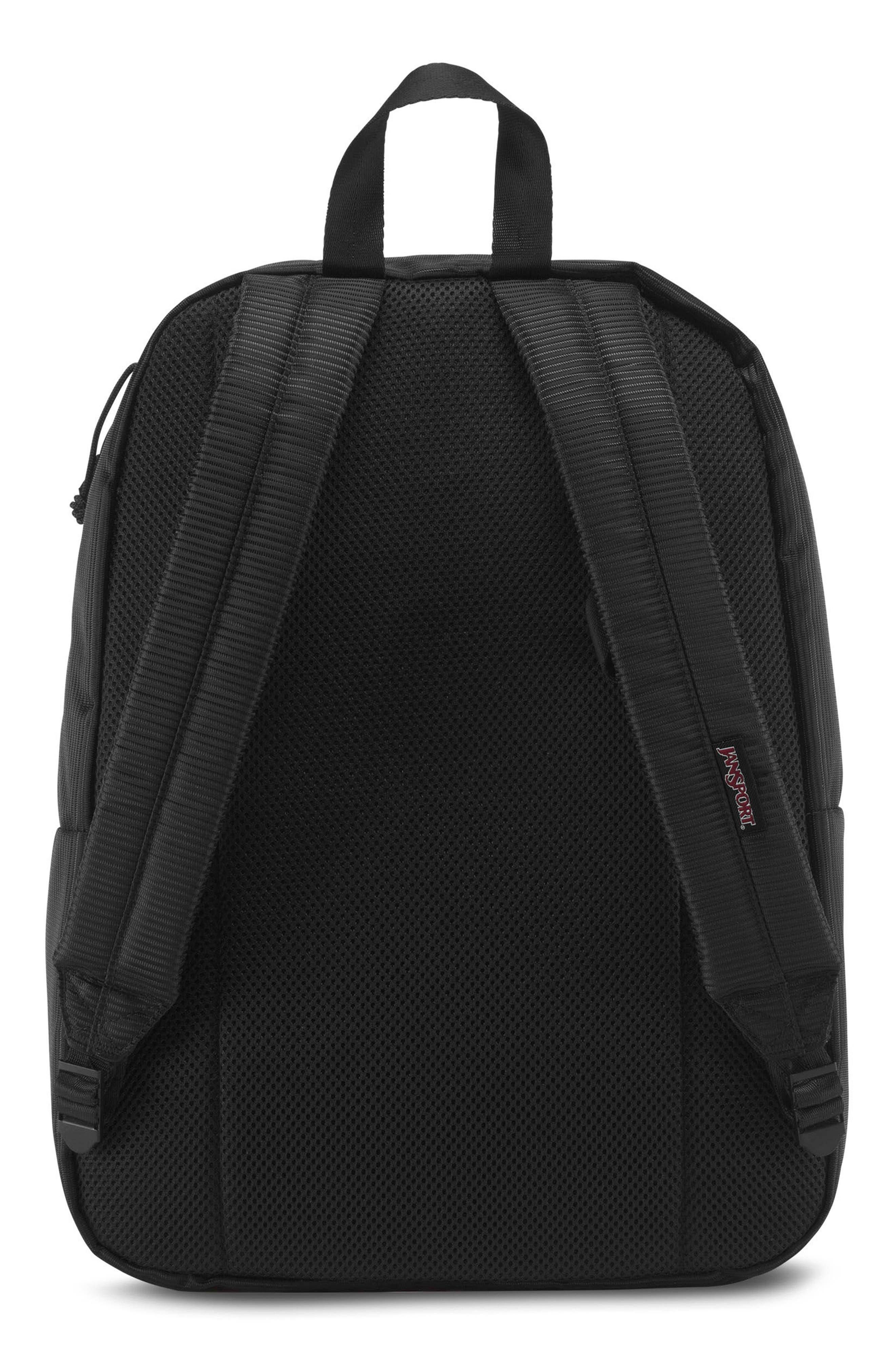 Super FX DL Backpack,                             Alternate thumbnail 3, color,                             Black Line