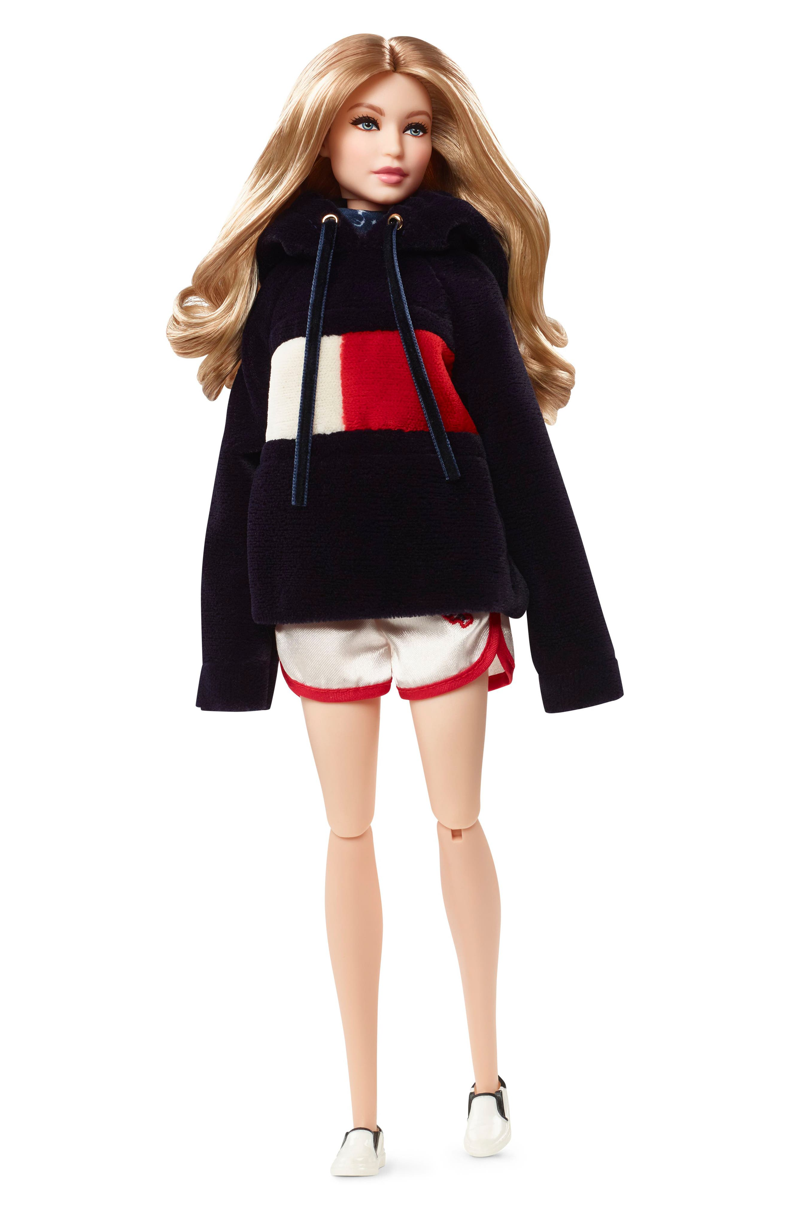 Alternate Image 4  - Mattel Barbie® Signature Tommy Hilfiger x Gigi Hadid Doll