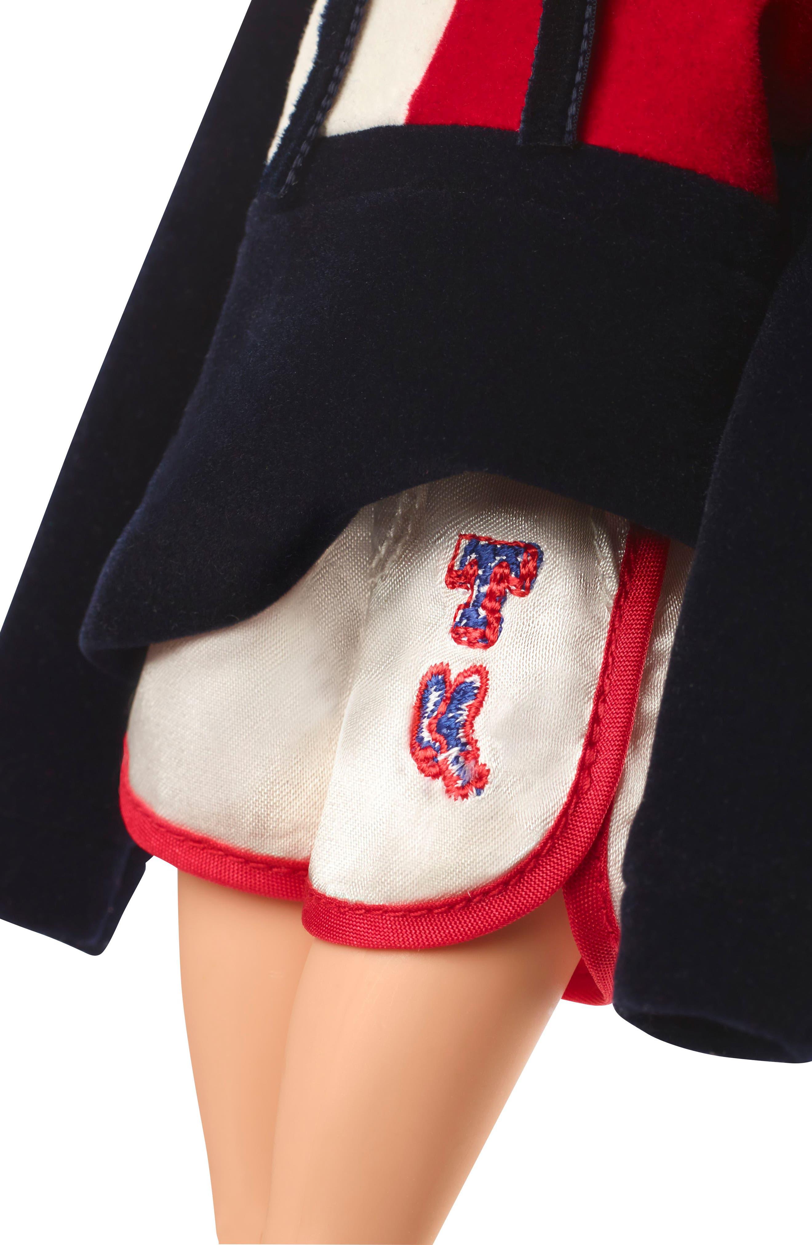 Alternate Image 6  - Mattel Barbie® Signature Tommy Hilfiger x Gigi Hadid Doll