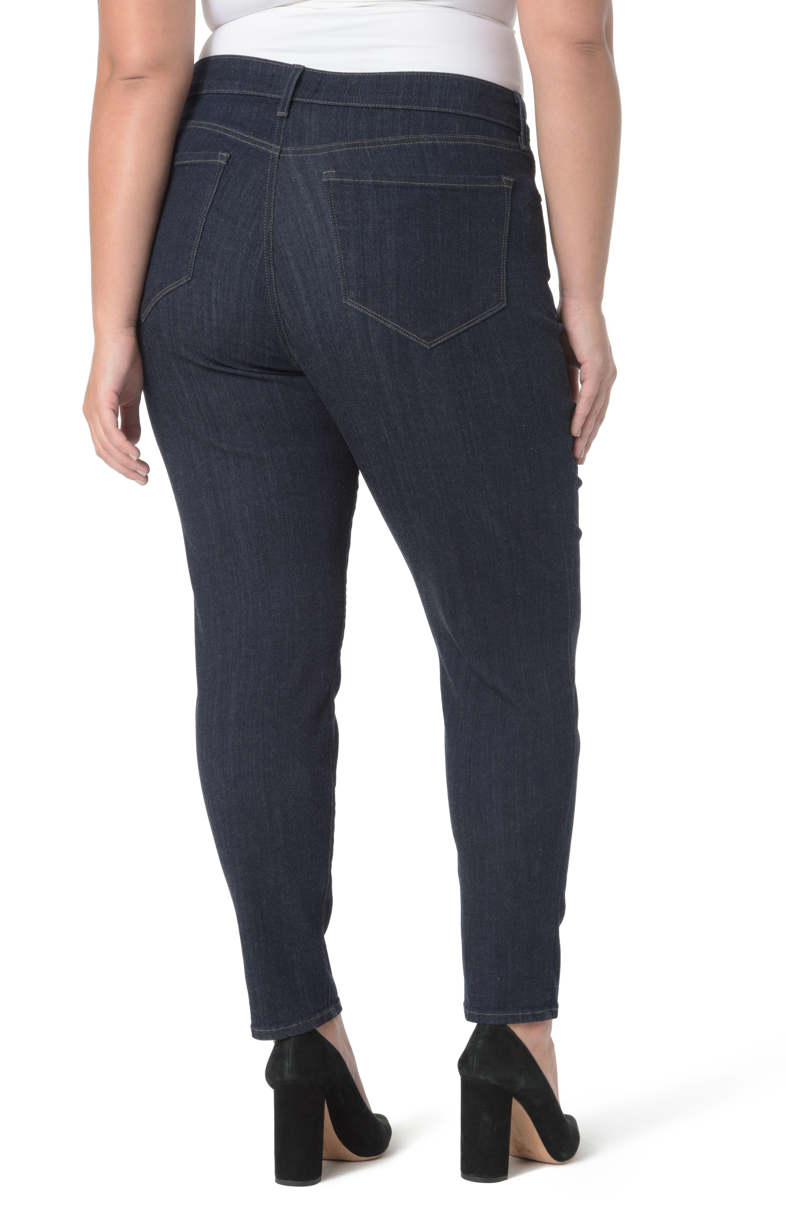 Ami Skinny Legging Jeans,                             Alternate thumbnail 2, color,                             Mabel