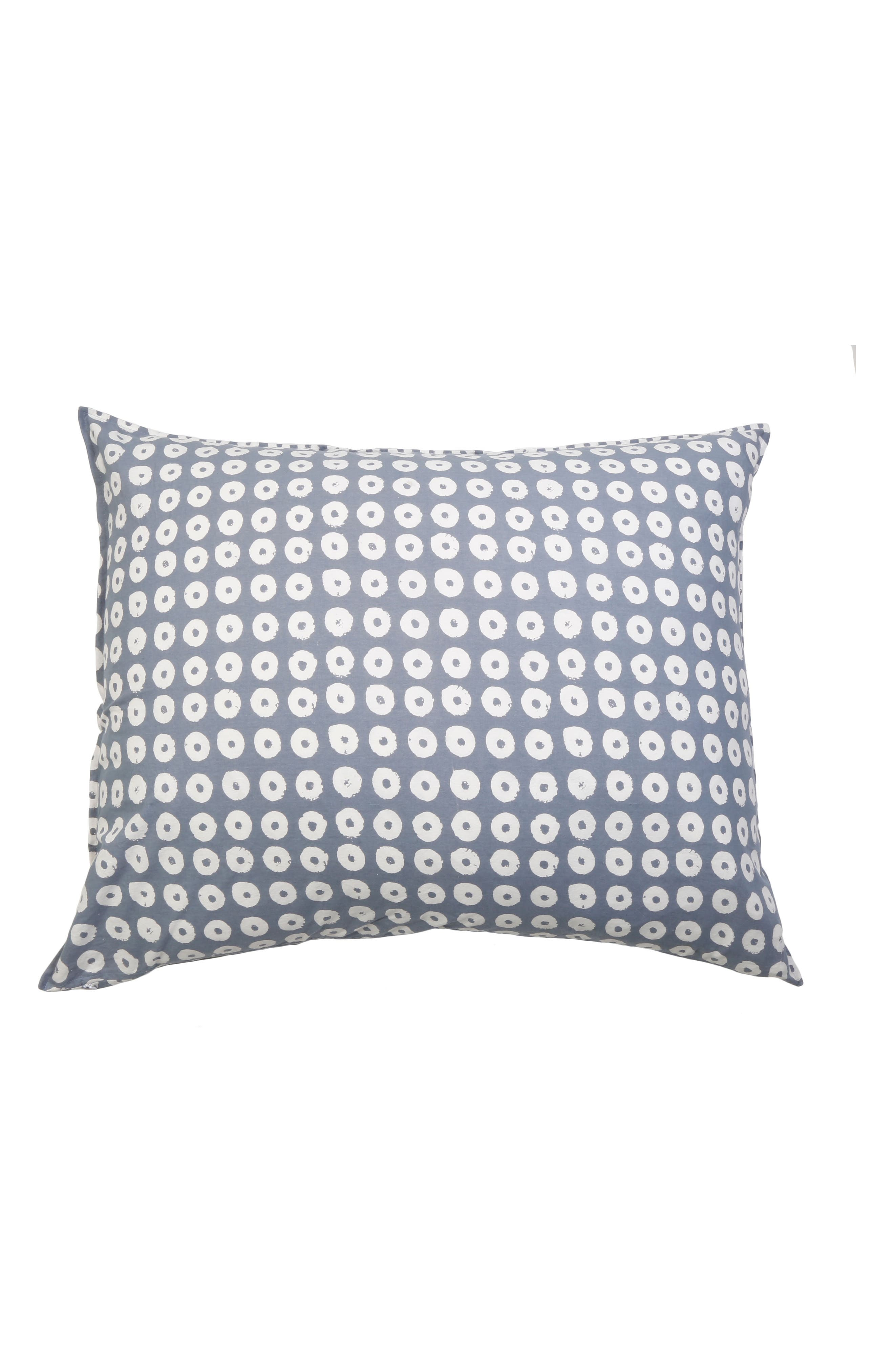 Tootsie Accent Pillow,                         Main,                         color, Blue Multi
