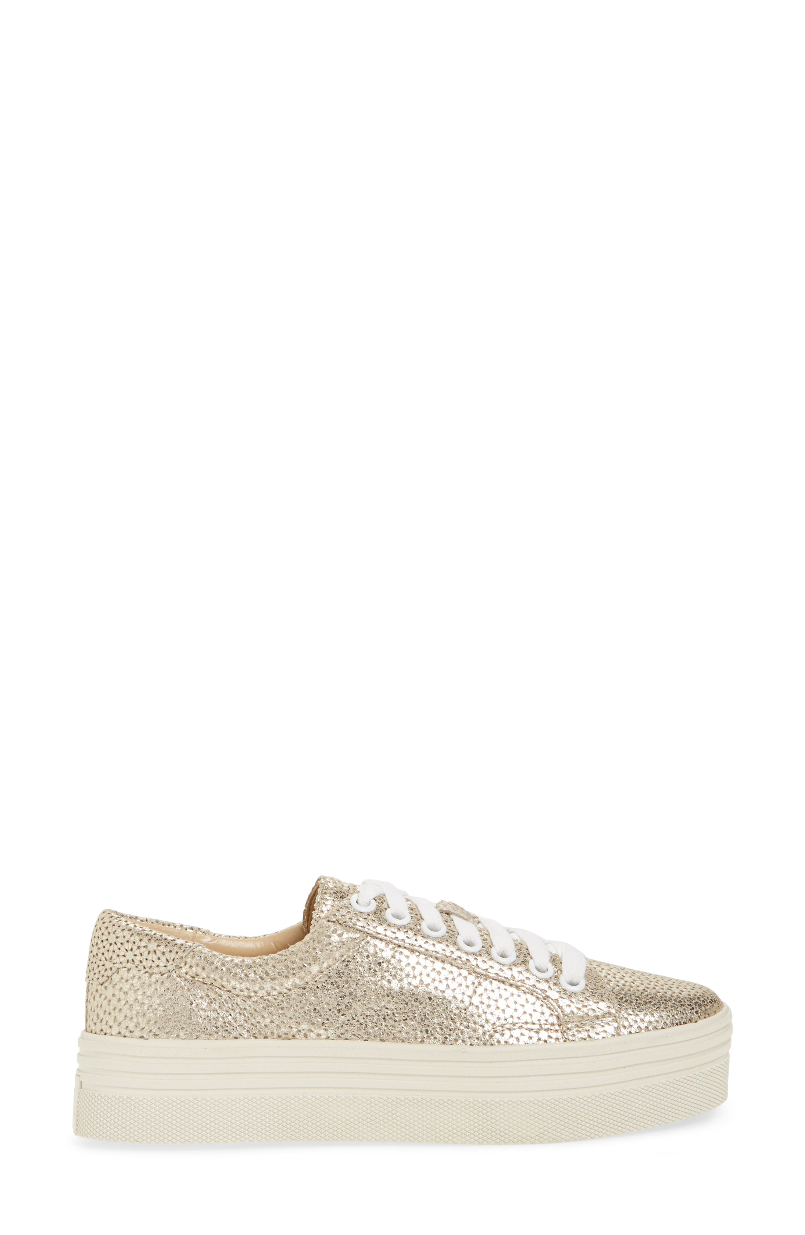 Alternate Image 3  - Marc Fisher LTD Emmy Platform Sneaker (Women)