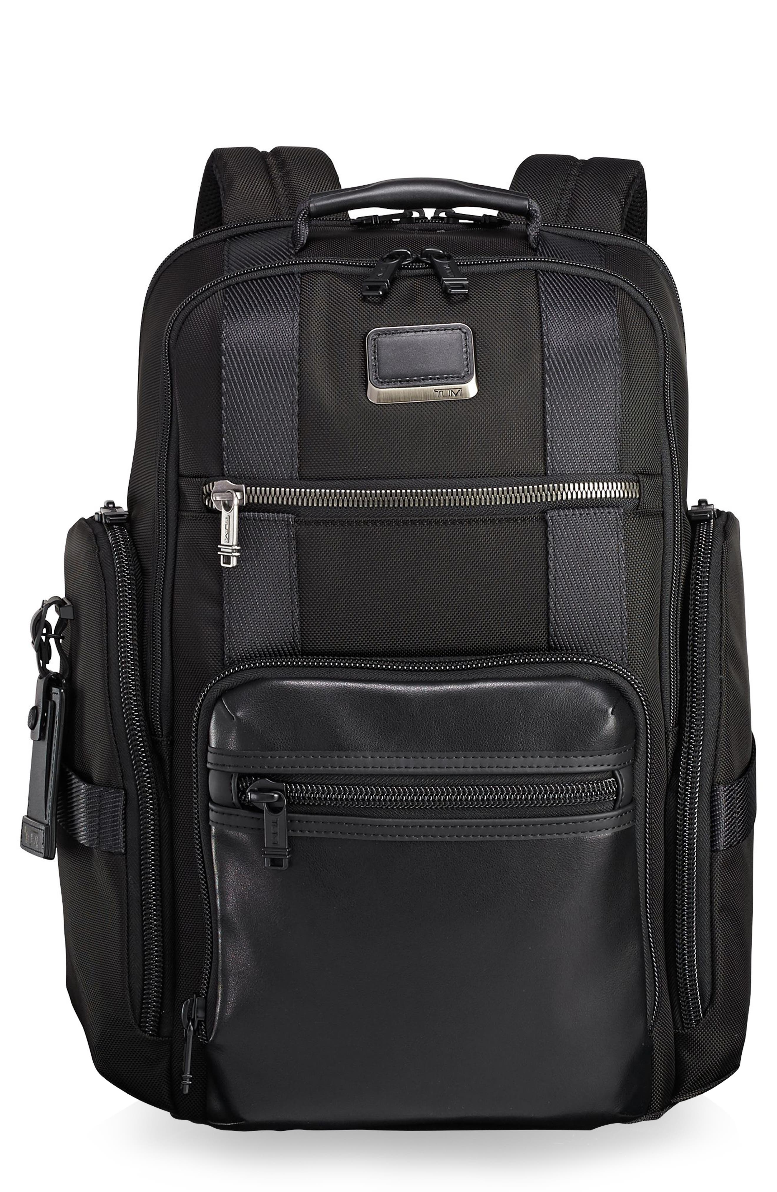 Main Image - Tumi Alpha Bravo - Sheppard Deluxe Backpack