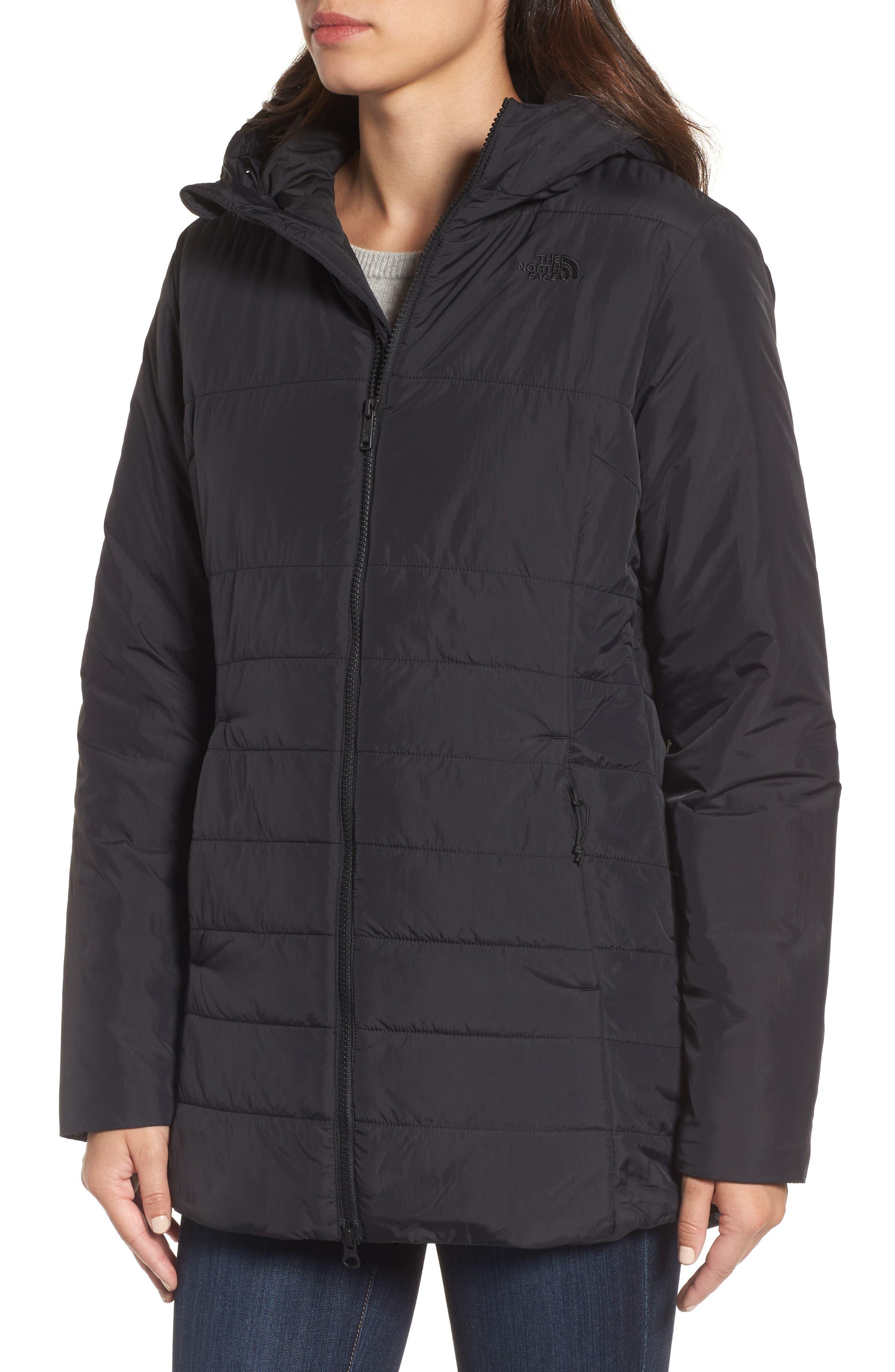 Alternate Image 4  - The North Face Harway Heatseeker™ Water-Resistant Jacket with Faux Fur Trim