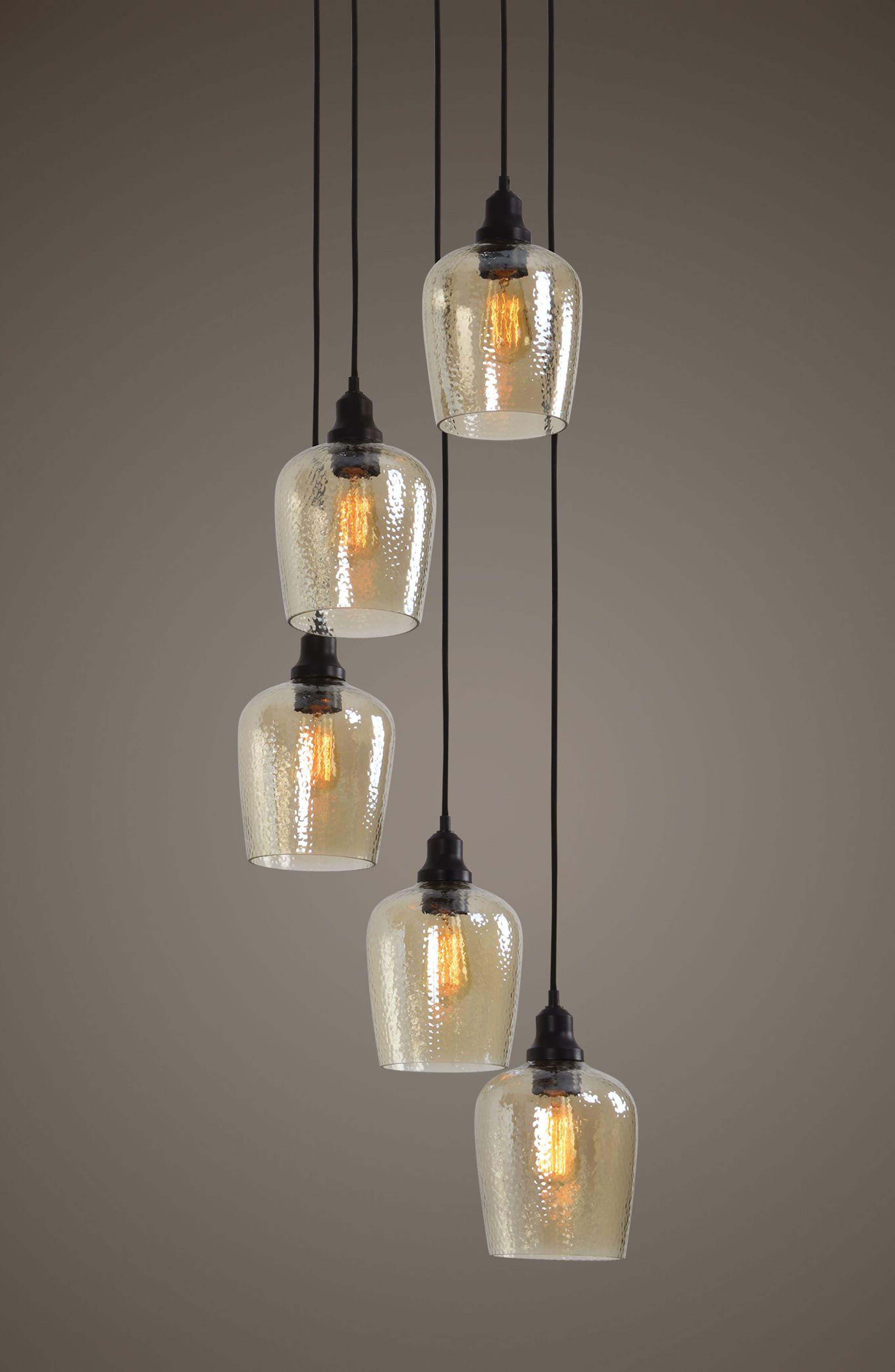 Aarush Pendant Lamp,                             Alternate thumbnail 2, color,                             Brown