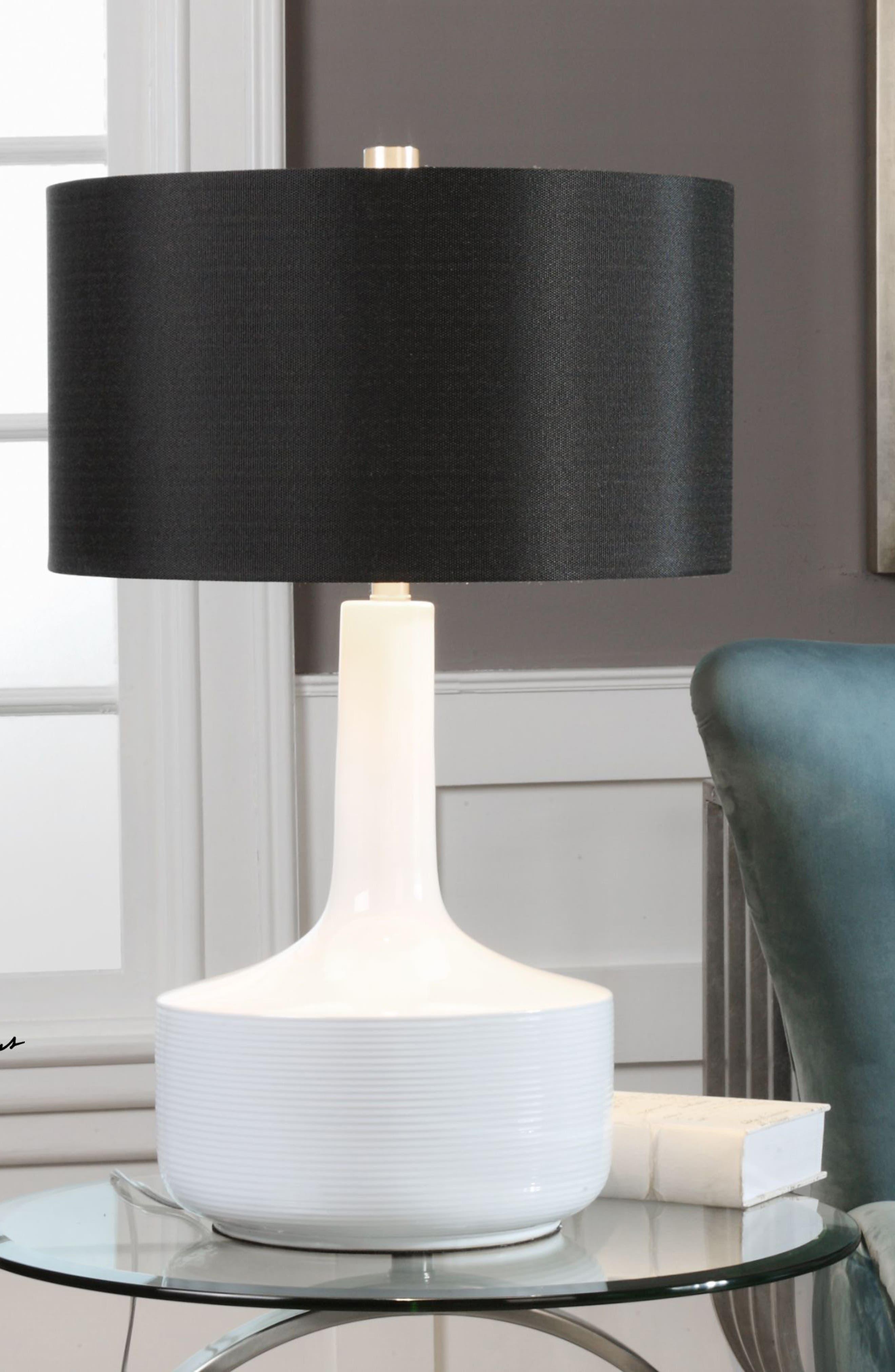Alternate Image 2  - Uttermost Drenova Table Lamp
