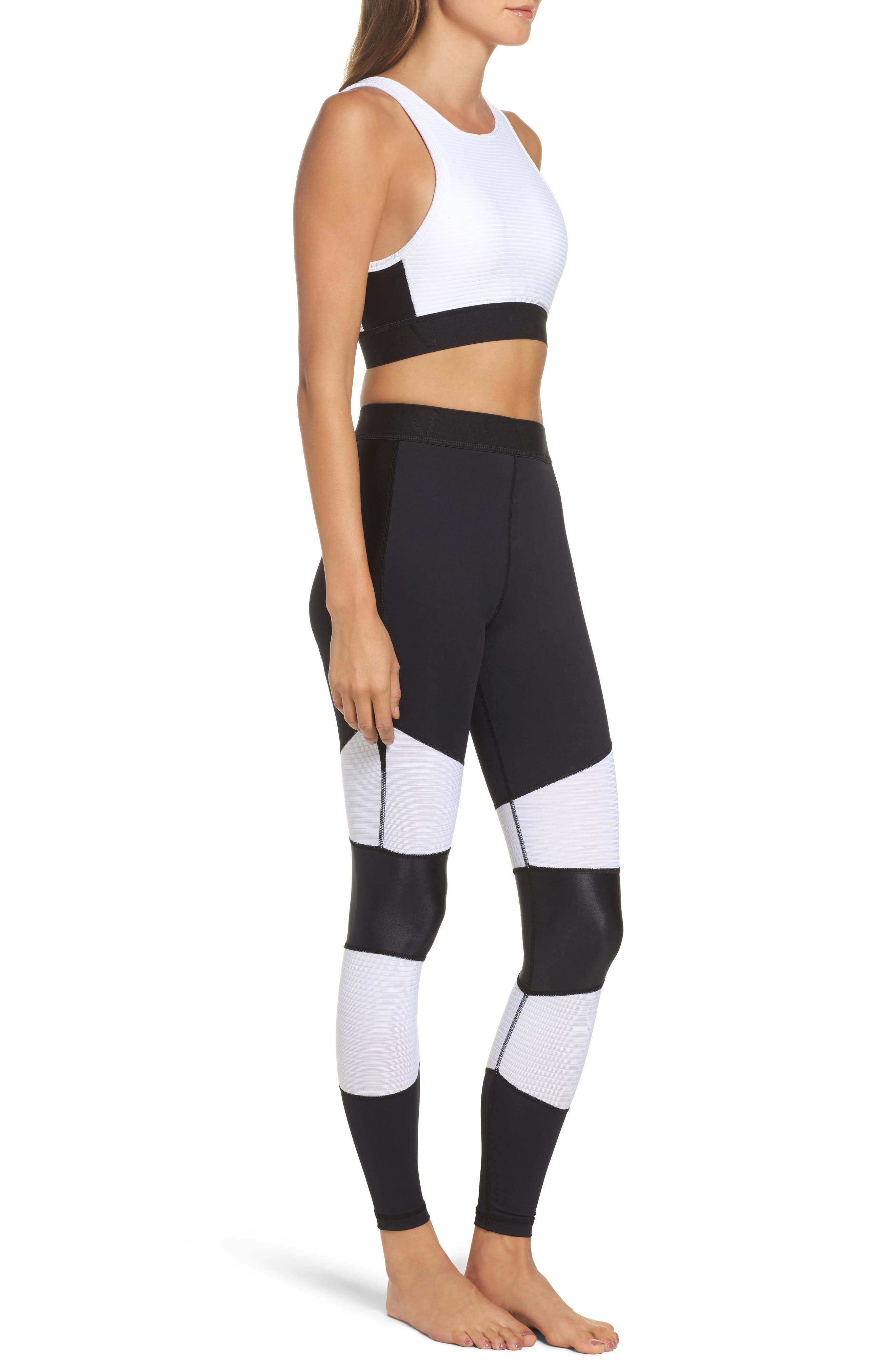 Harley Tights,                             Alternate thumbnail 10, color,                             White