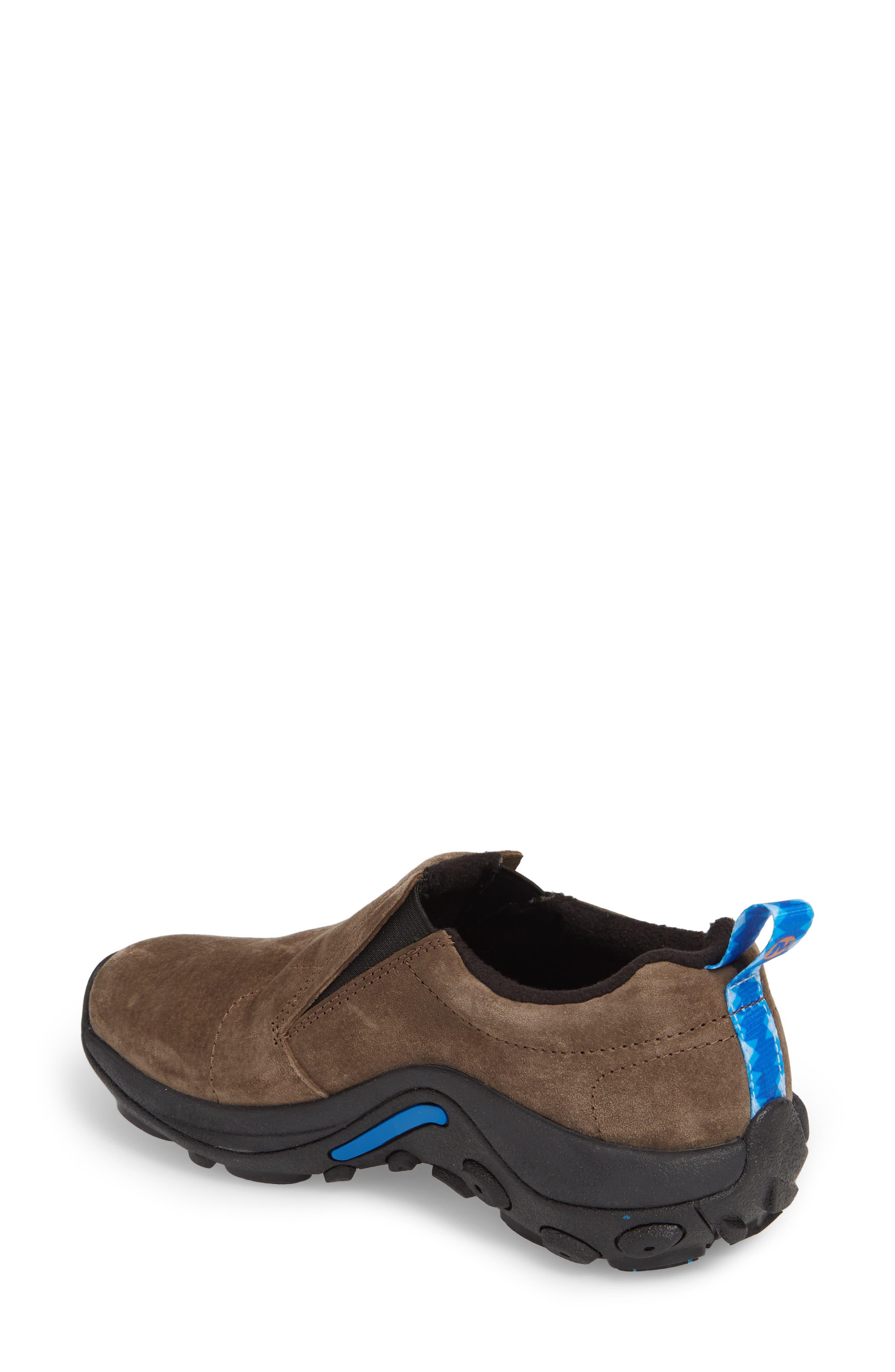 Jungle Moc Ice Waterproof Sneaker,                             Alternate thumbnail 2, color,                             Gun Smoke Leather