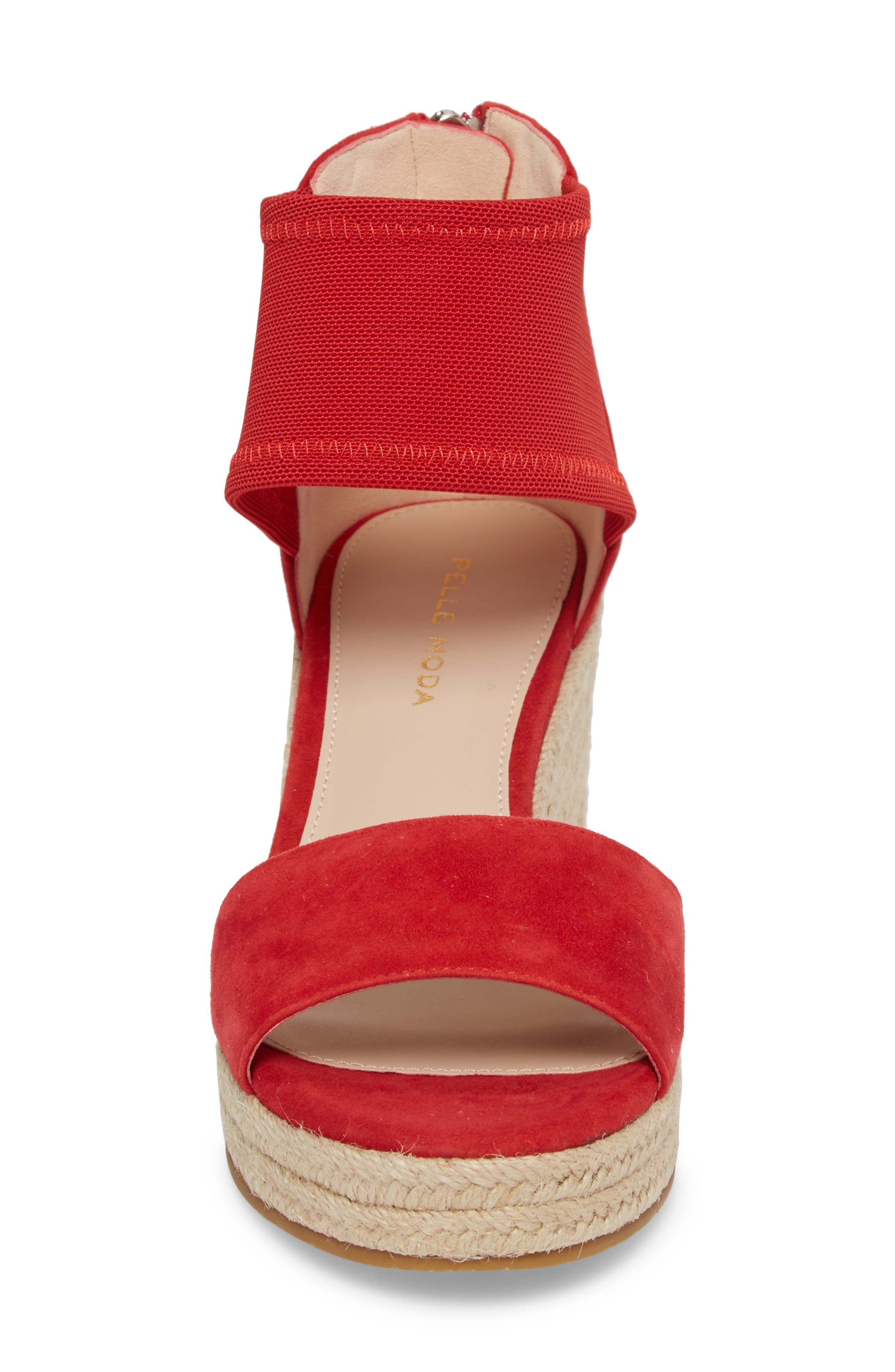 Alternate Image 3  - Pelle Moda Kona Platform Wedge Sandal (Women)