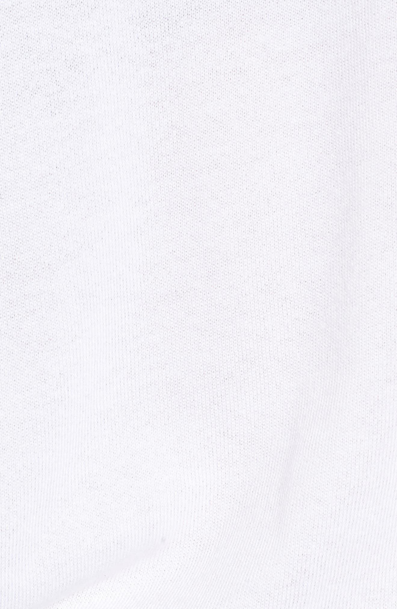 Winter Wonderland Sweatshirt,                             Alternate thumbnail 5, color,                             White