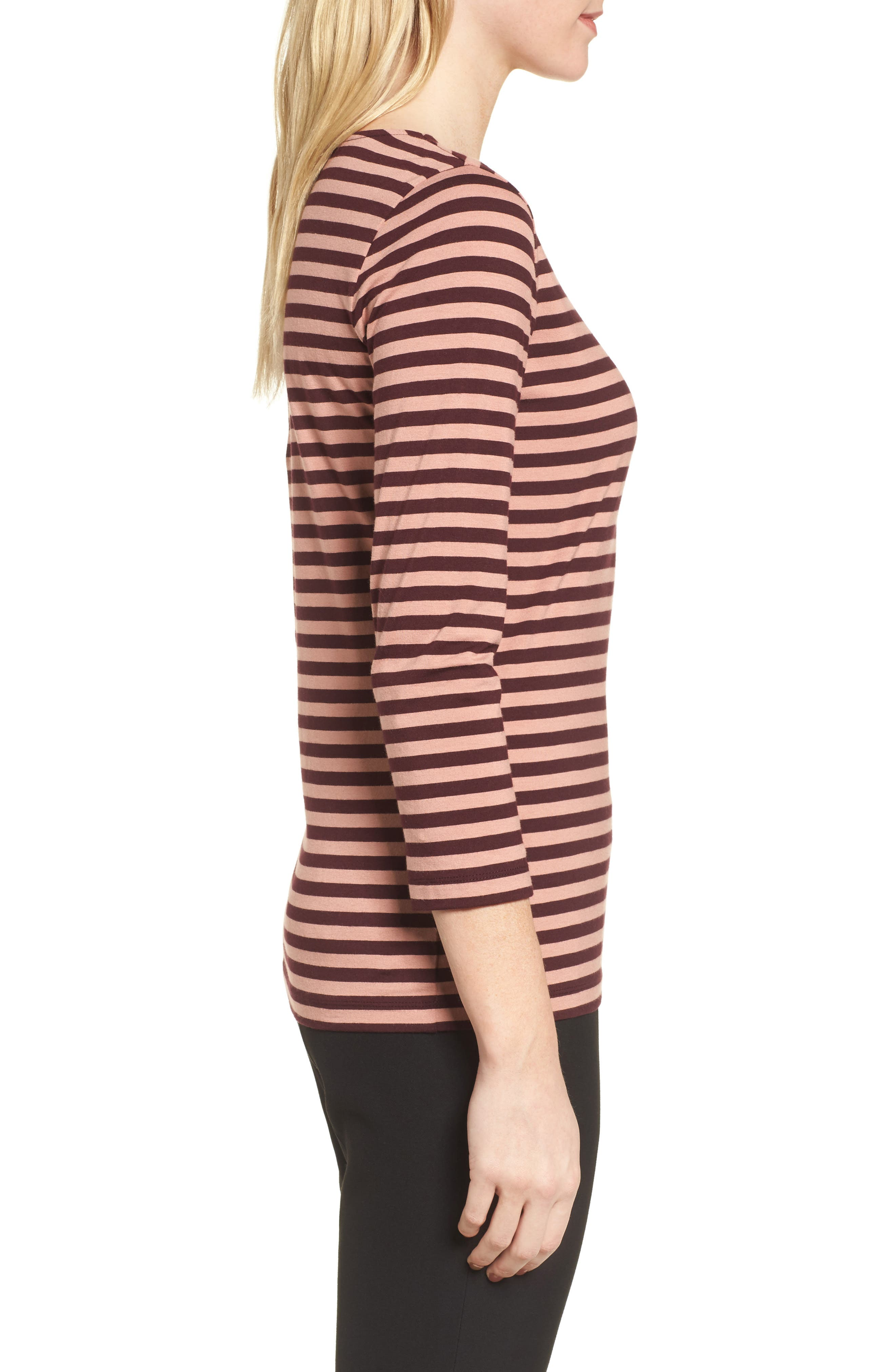 Alternate Image 3  - BOSS Emmisana Stripe Top