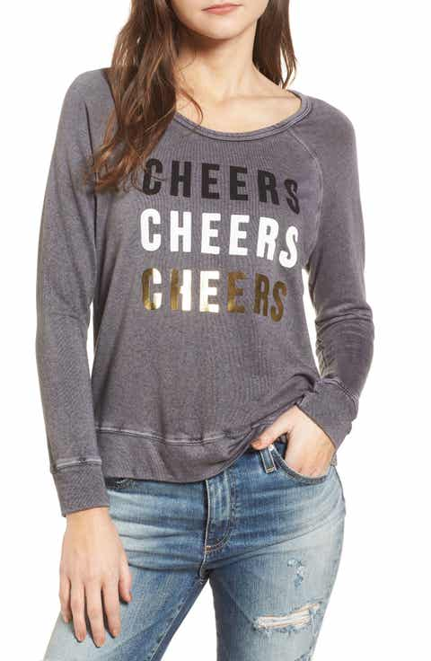 Sundry Cheers Sweatshirt