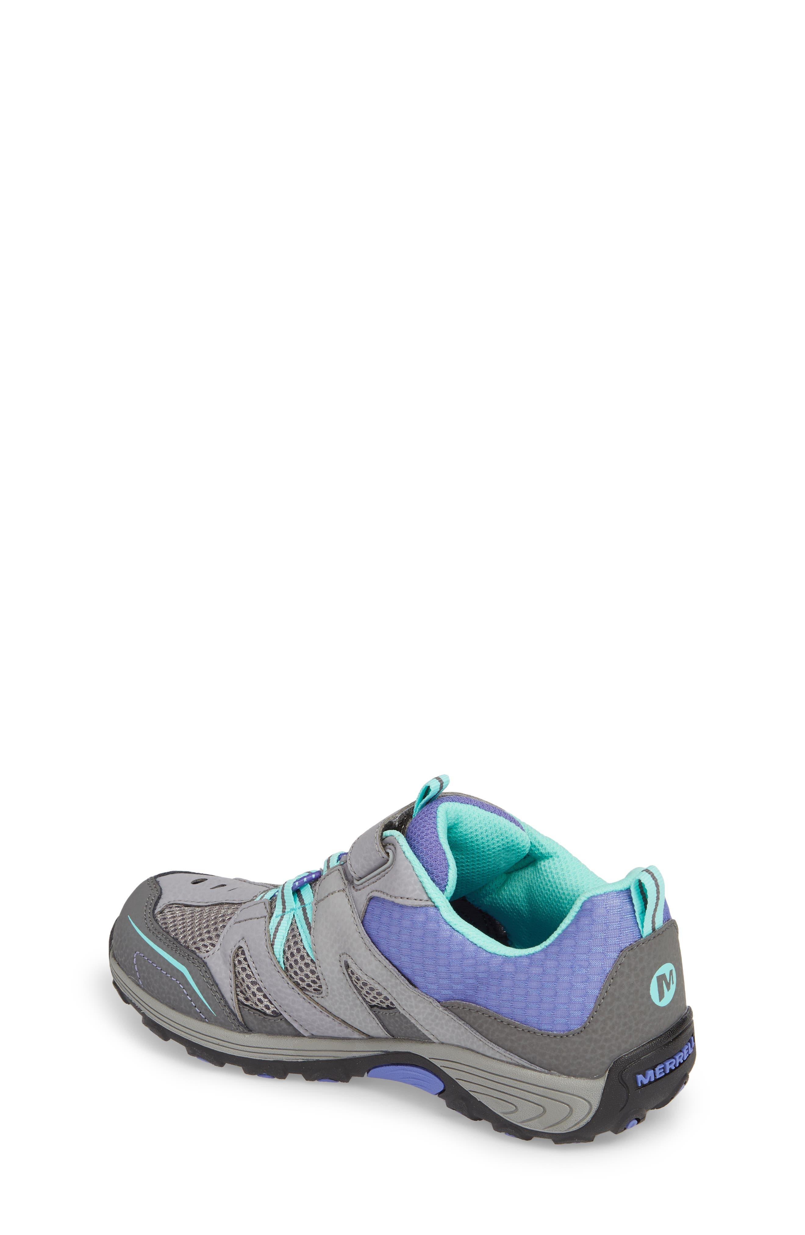 Alternate Image 2  - Merrell Trail Chaser Sneaker (Toddler, Little Kid & Big Kid)