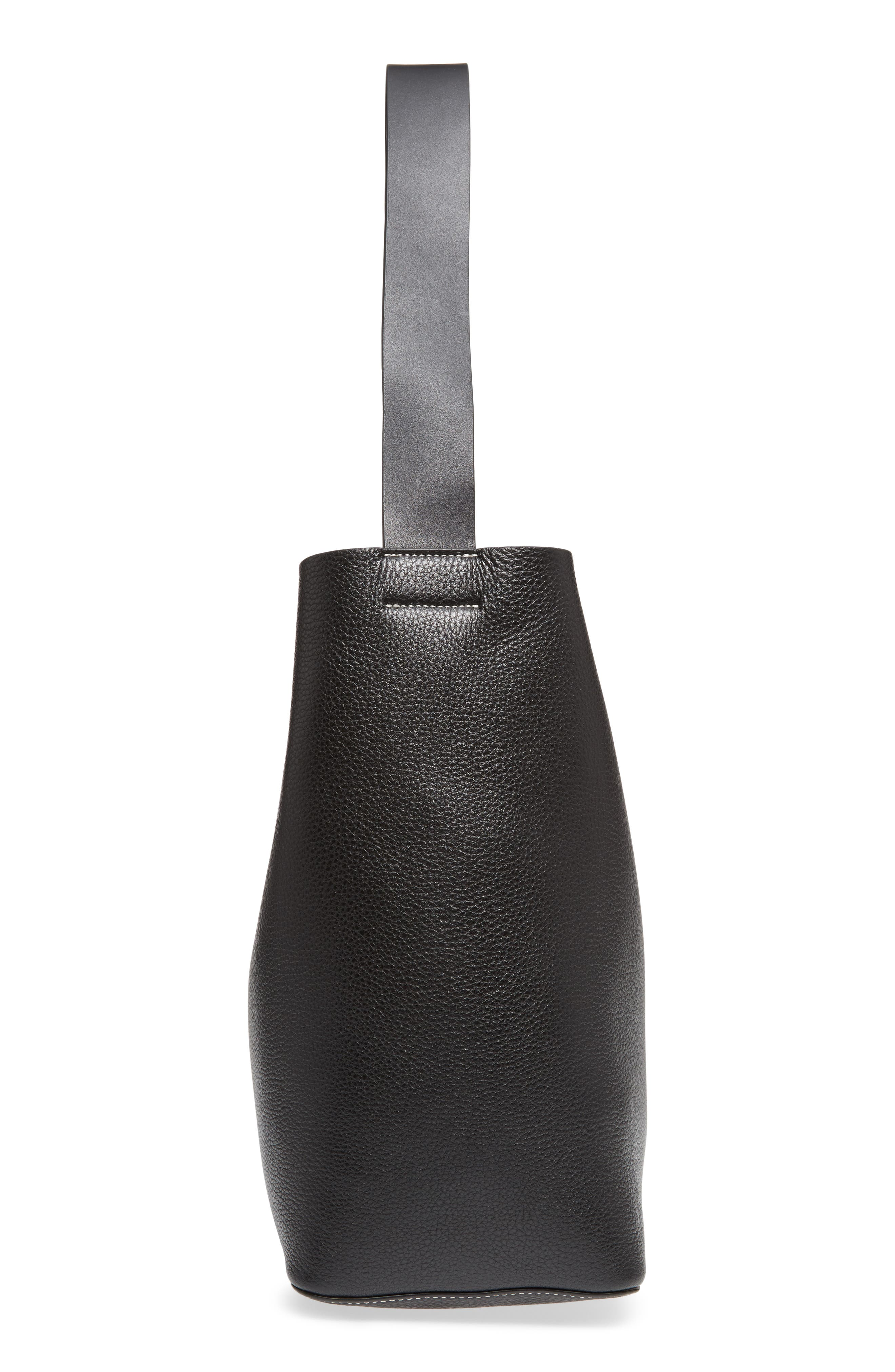 Alternate Image 5  - Frances Valentine Large Leather Shoulder Bag
