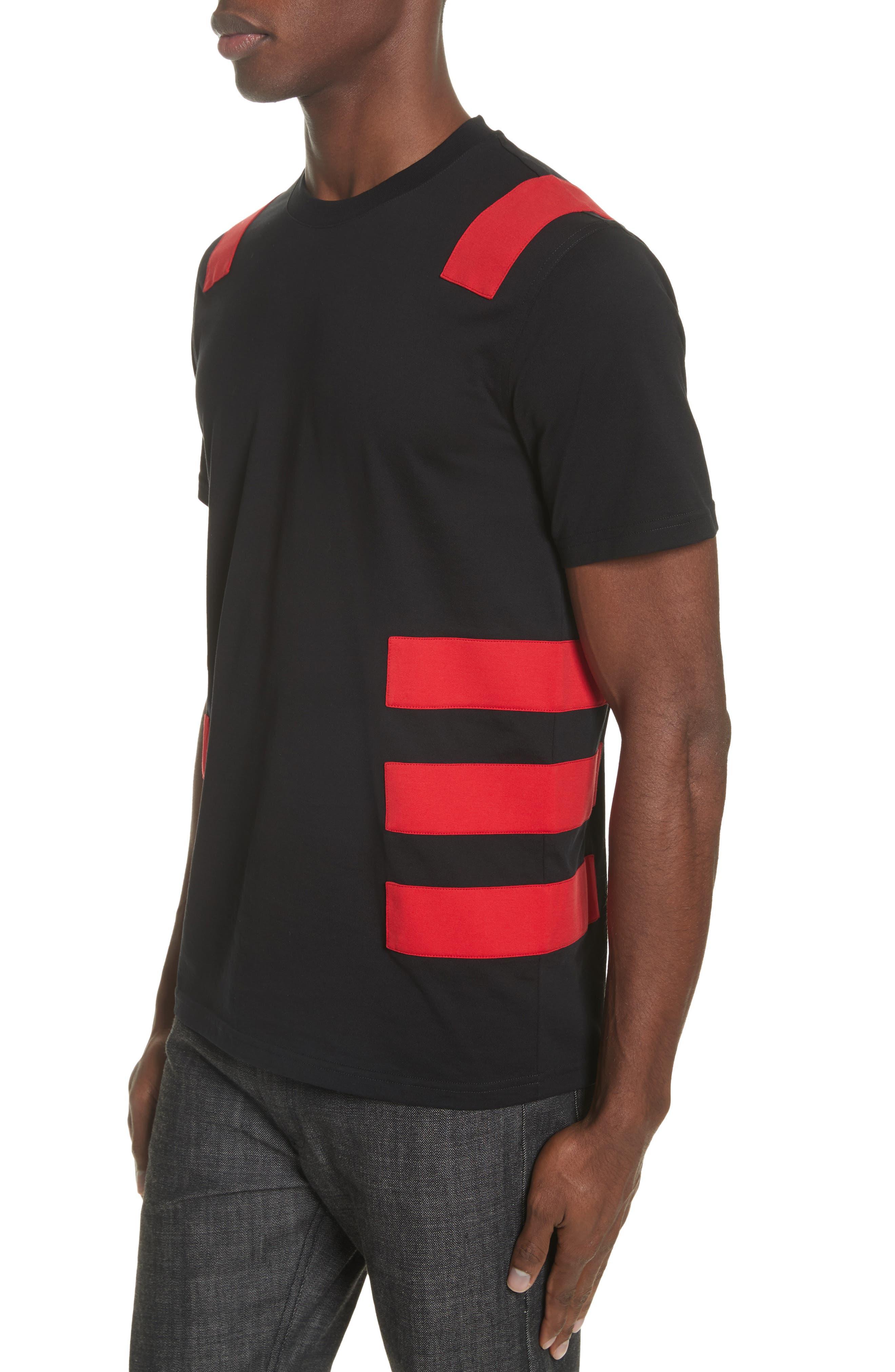 Band T-Shirt,                             Alternate thumbnail 4, color,                             Black