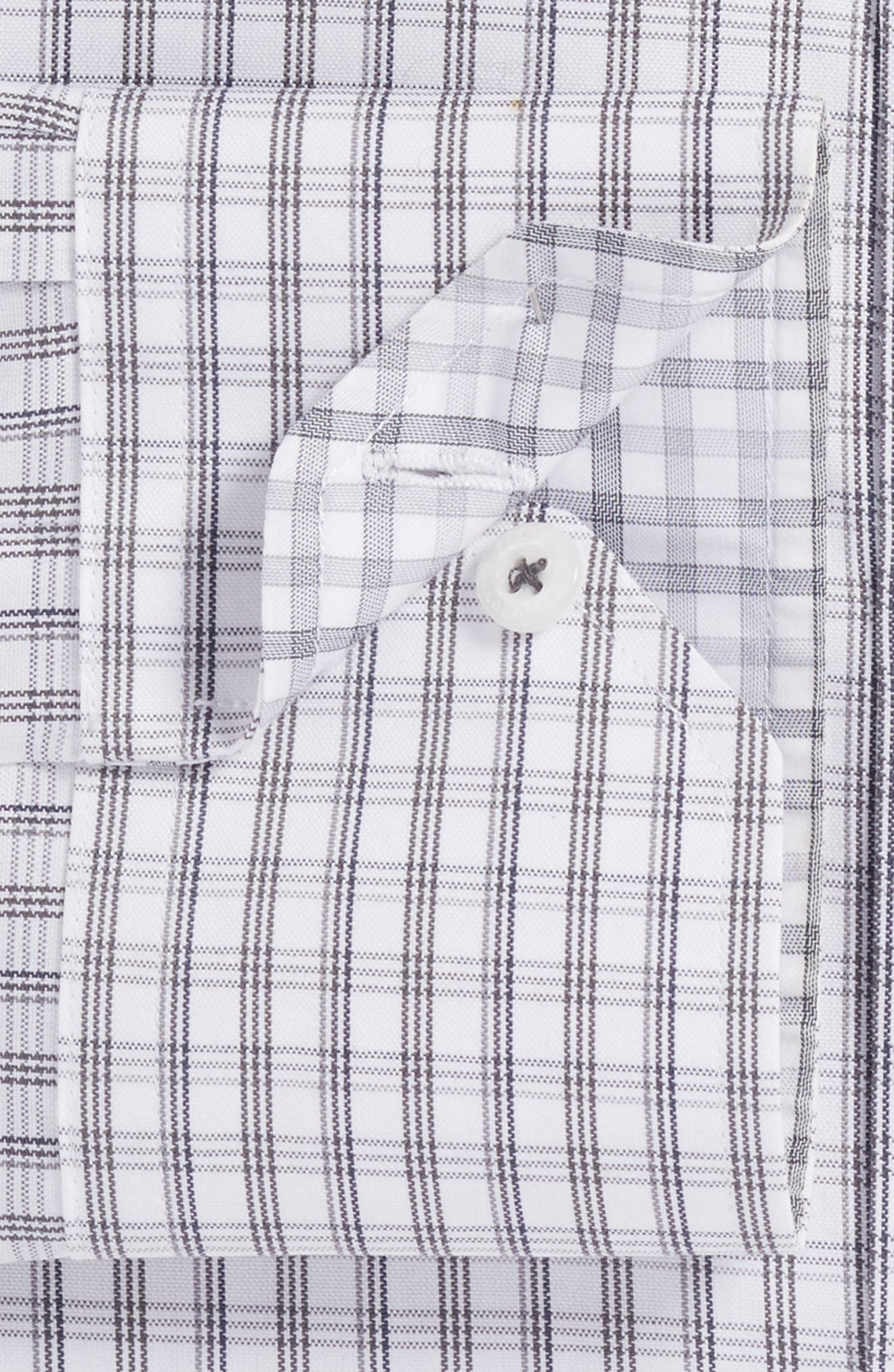 Alternate Image 2  - English Laundry Trim Fit Plaid Dress Shirt