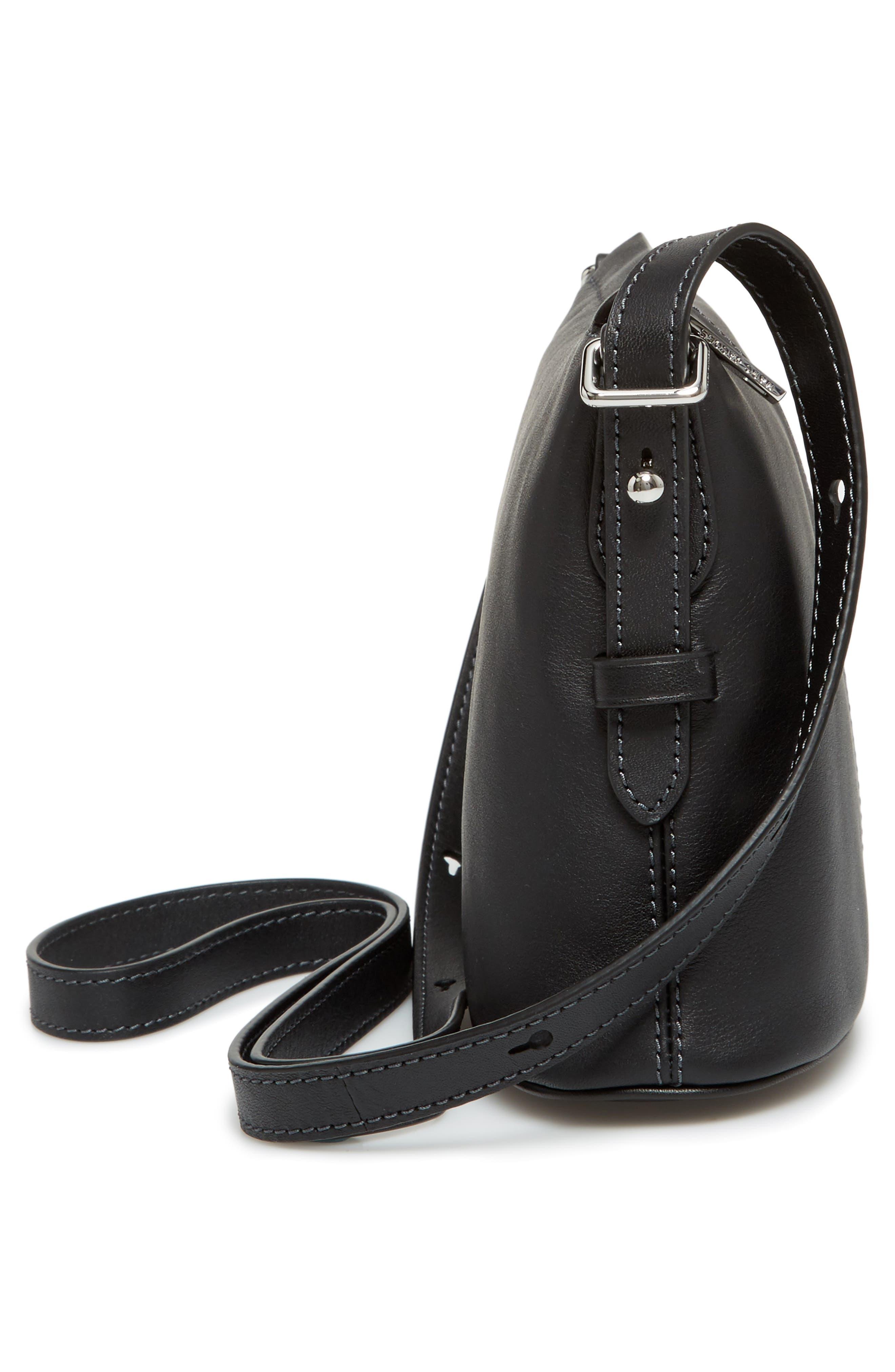 Alternate Image 5  - MARC JACOBS The Side Sling Leather Crossbody Bag