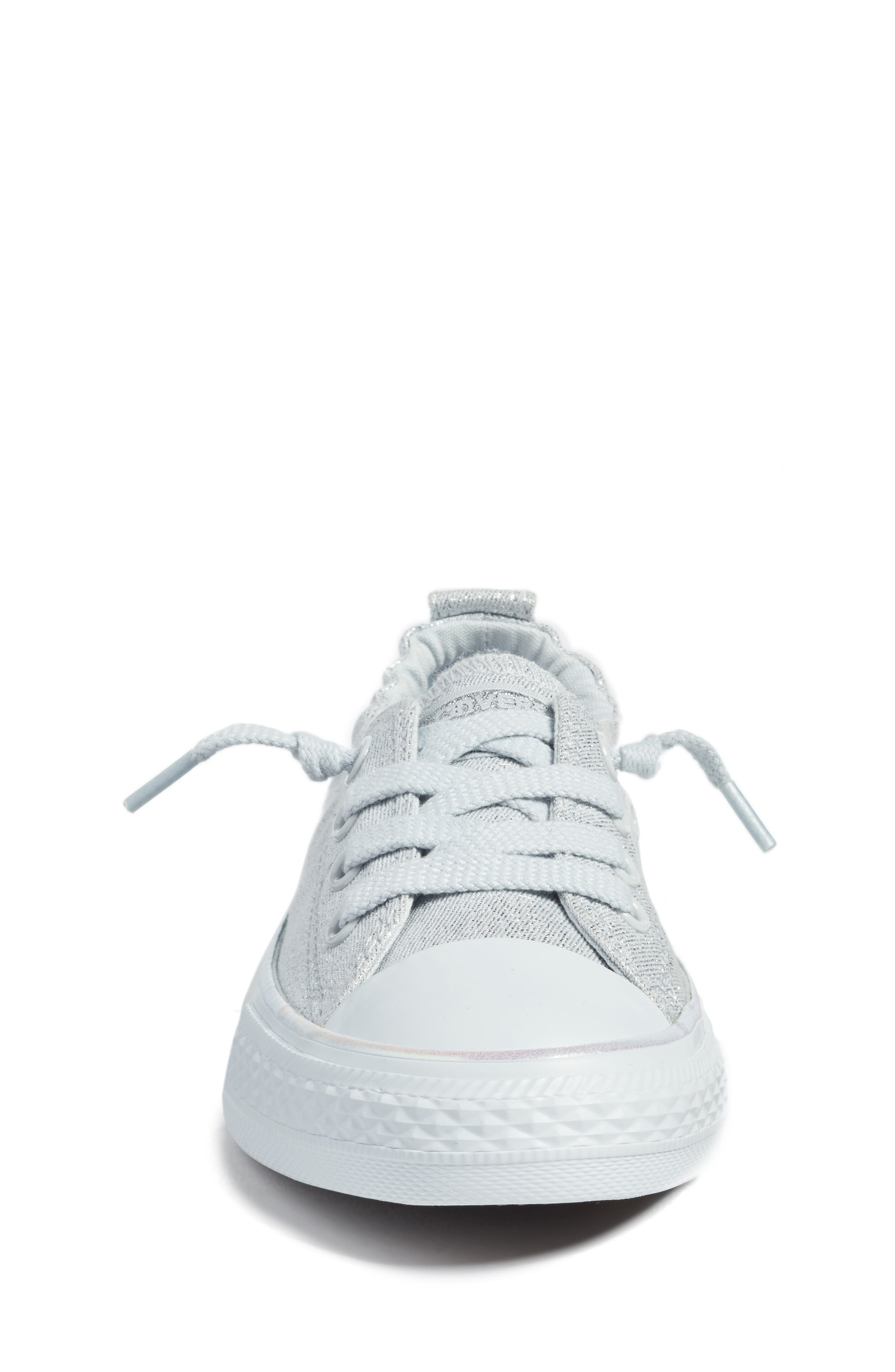 Alternate Image 4  - Converse Mono Shine Shoreline Sneaker (Toddler, Little Kid & Big Kid)