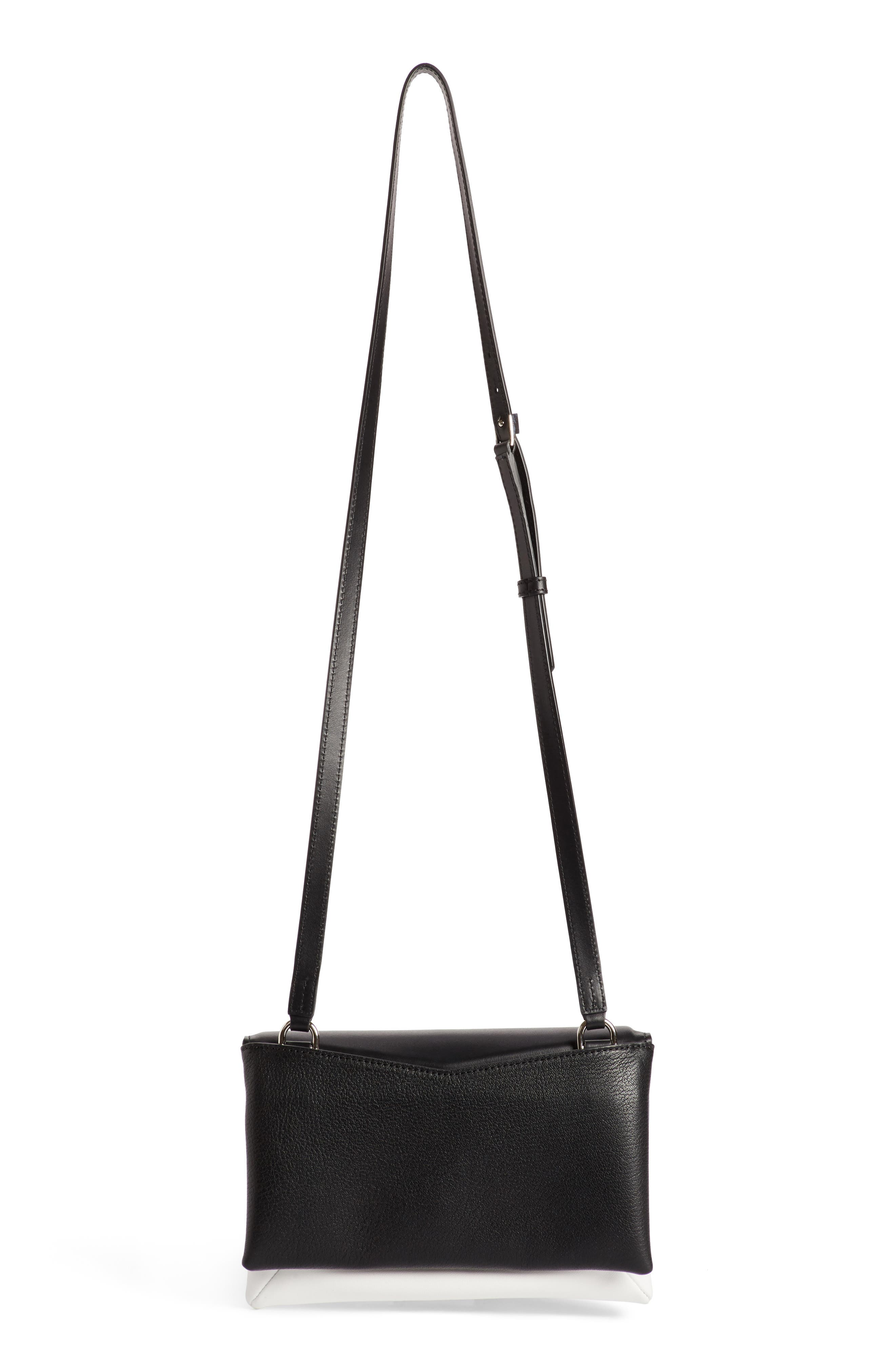Alternate Image 2  - Givenchy Duetto Bicolor Leather Flap Crossbody Bag