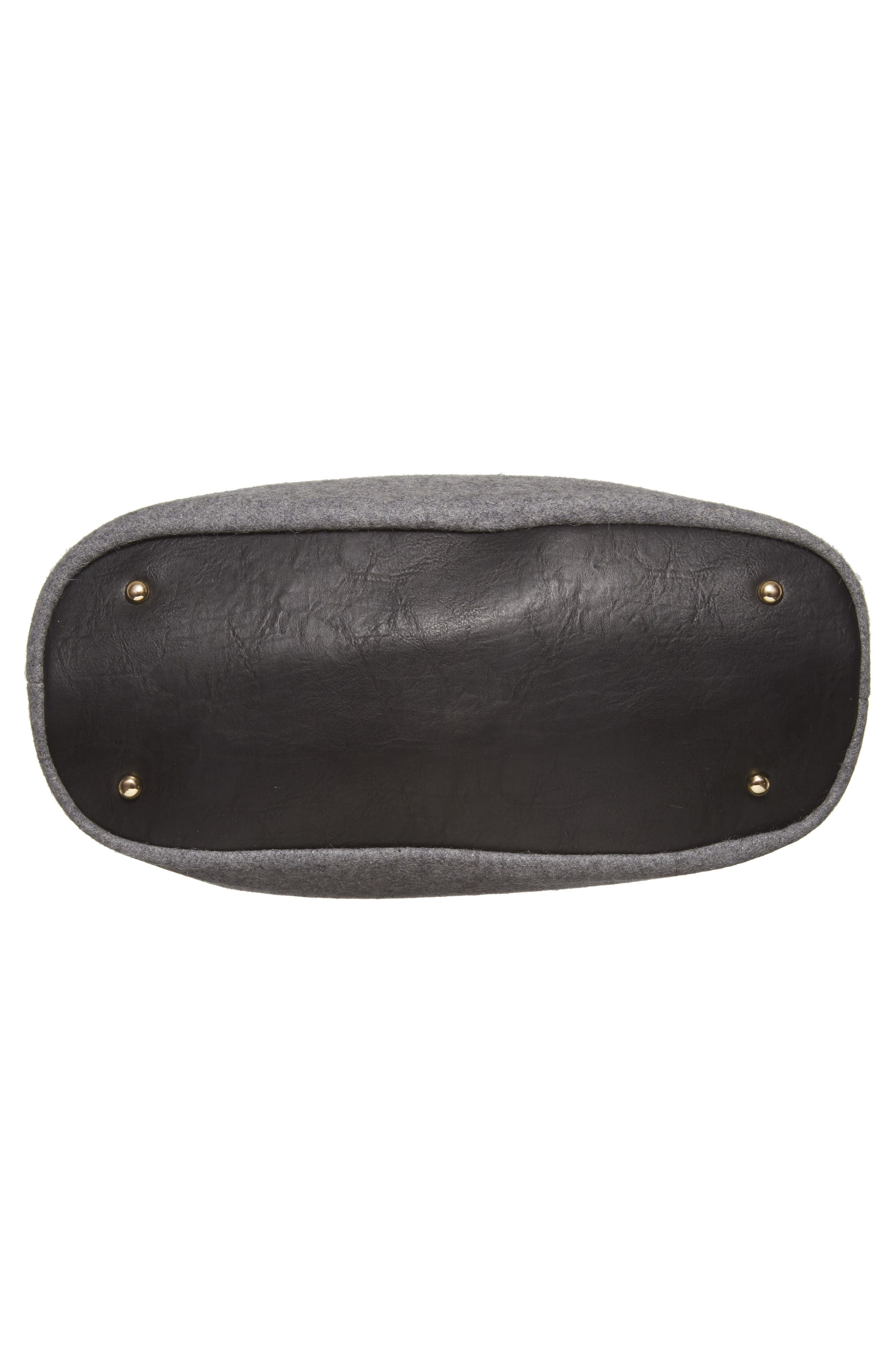 Alternate Image 6  - Sole Society Chasity Duffel Bag
