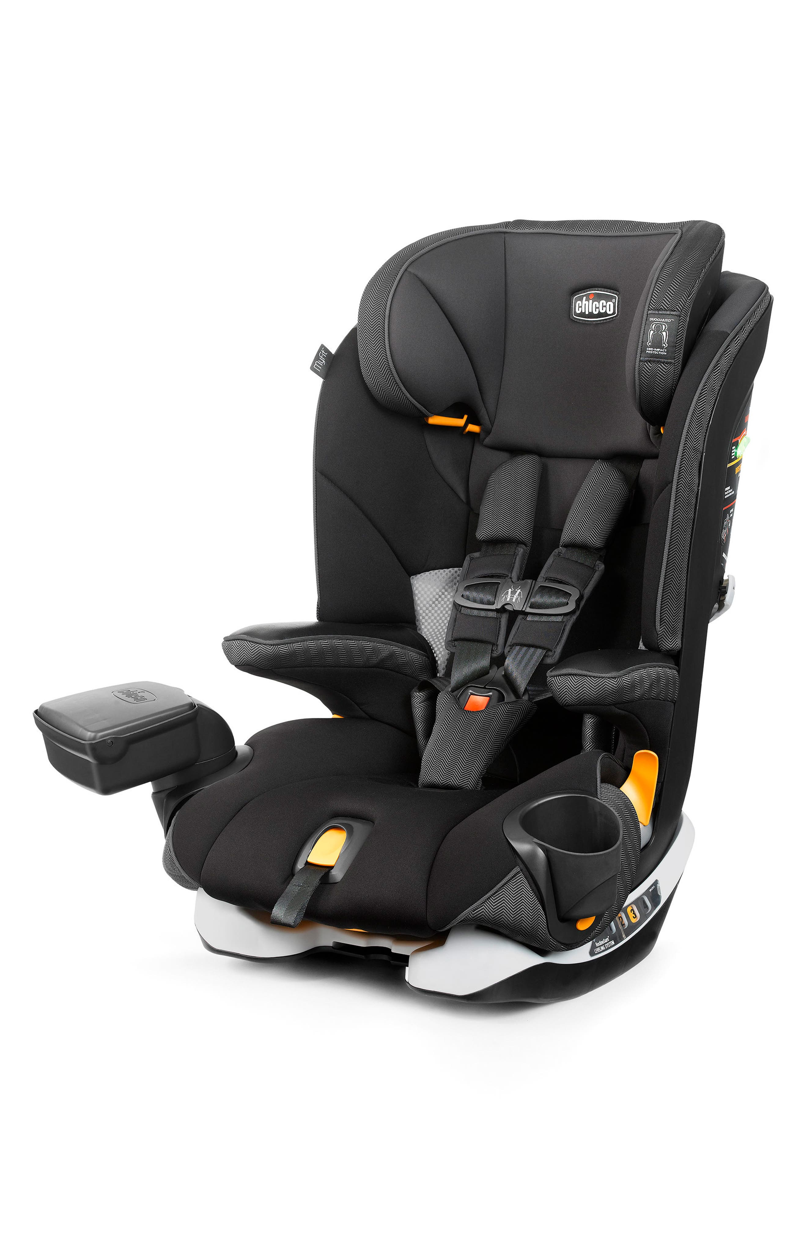MyFit LE Convertible Harness + Booster Car Seat,                         Main,                         color, Anthem