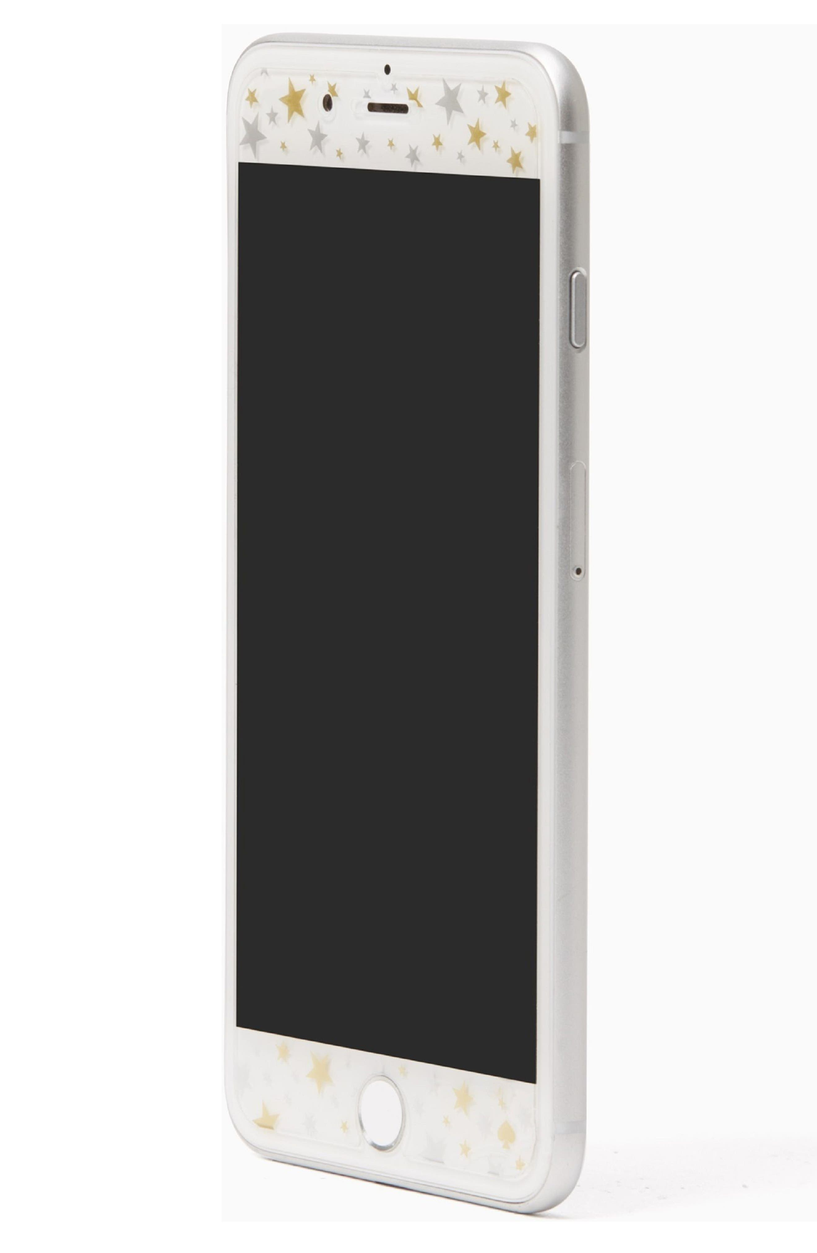 Alternate Image 2  - kate spade new york star screen cover for iPhone 7/8 & 7/8 Plus
