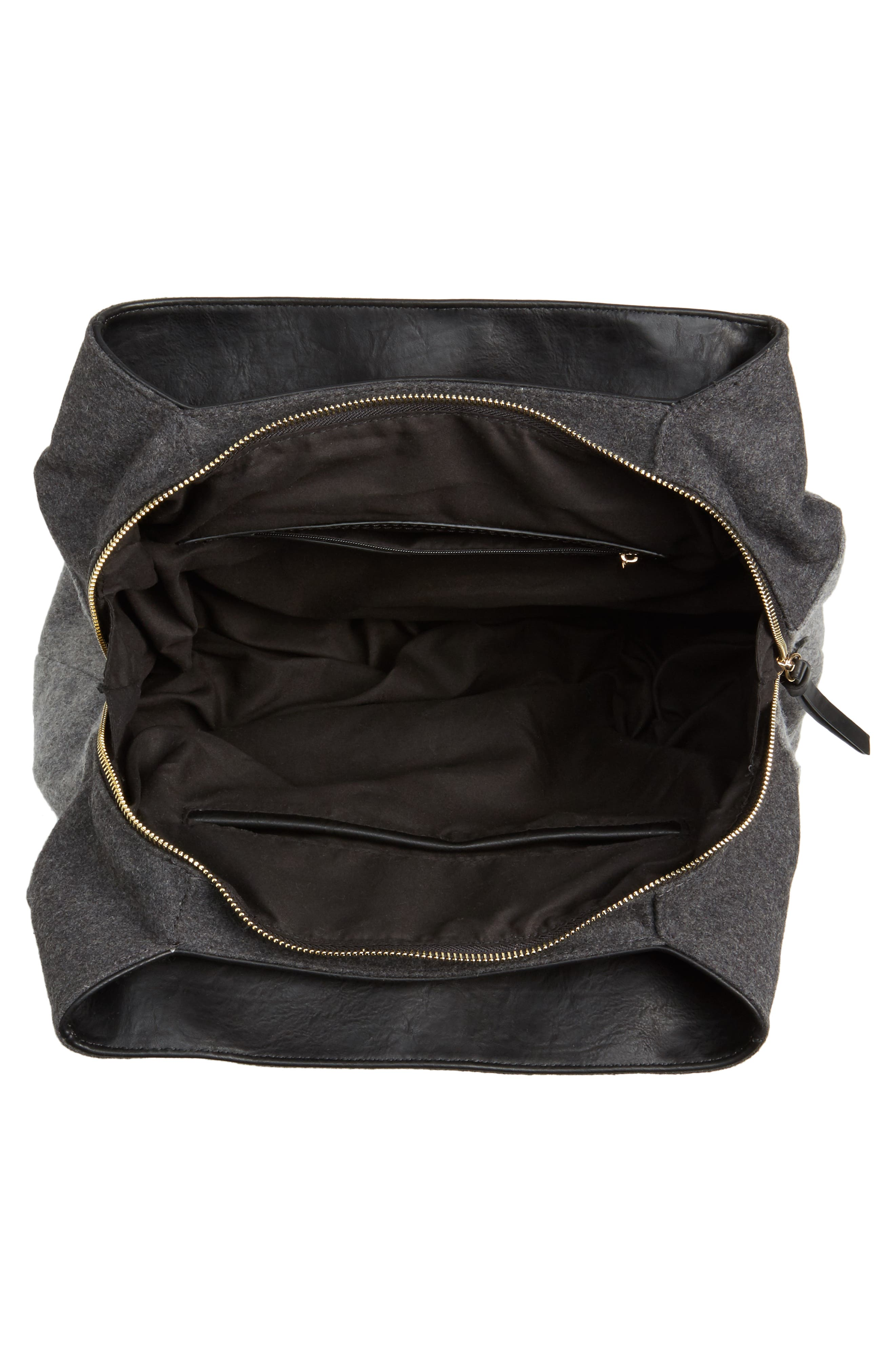 Alternate Image 4  - Sole Society Chasity Duffel Bag