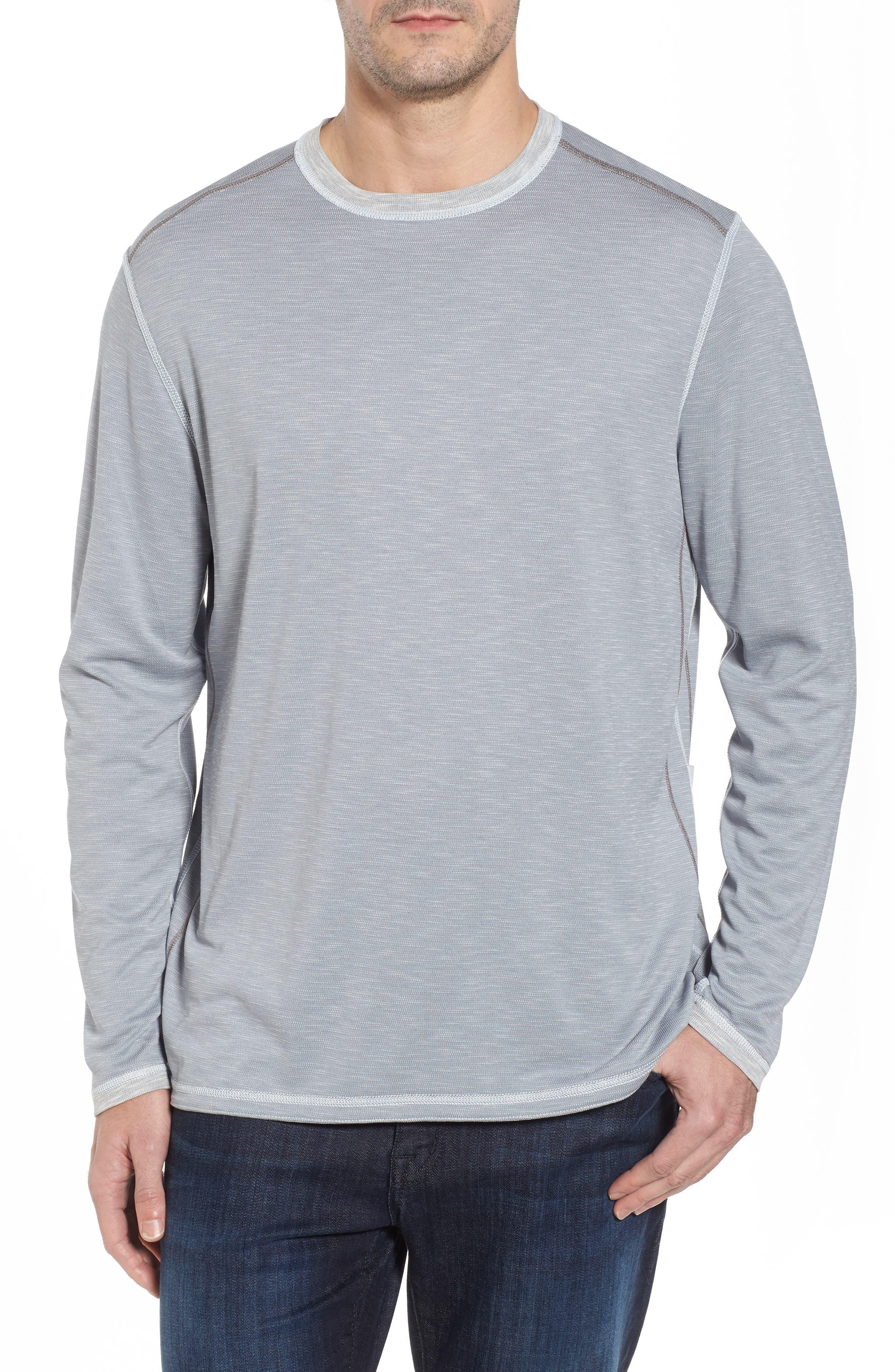 Alternate Image 2  - Tommy Bahama Flip Tide Long Sleeve T-Shirt