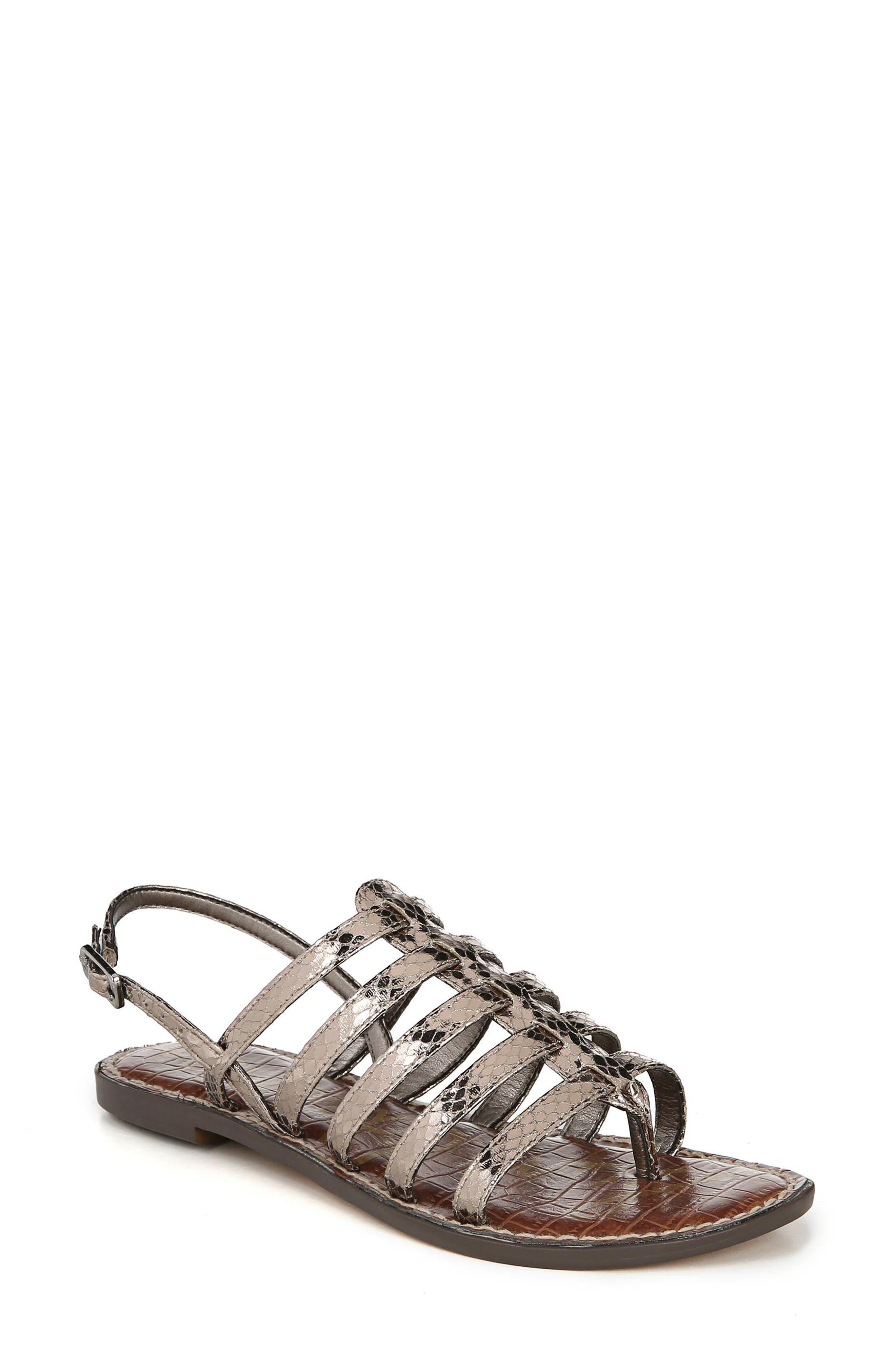 Sam Edelman Garland Strappy Sandal (Women)