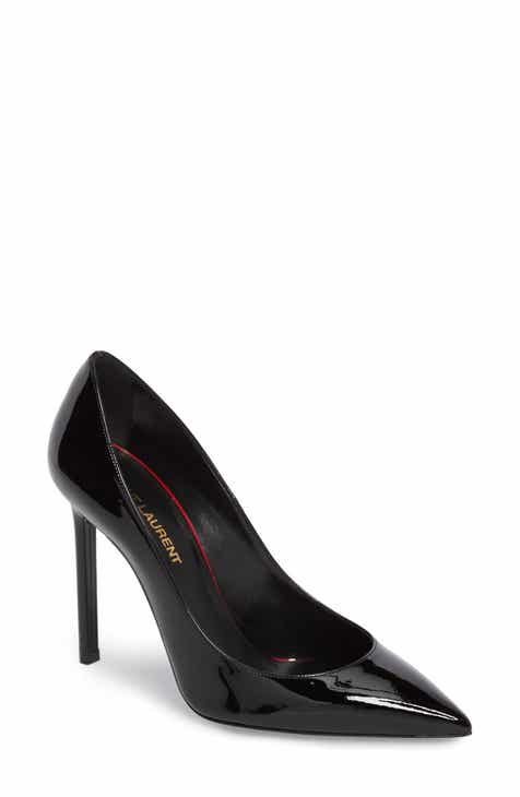 b5d89522e45 Saint Laurent Anja Pointy Toe Pump (Women)