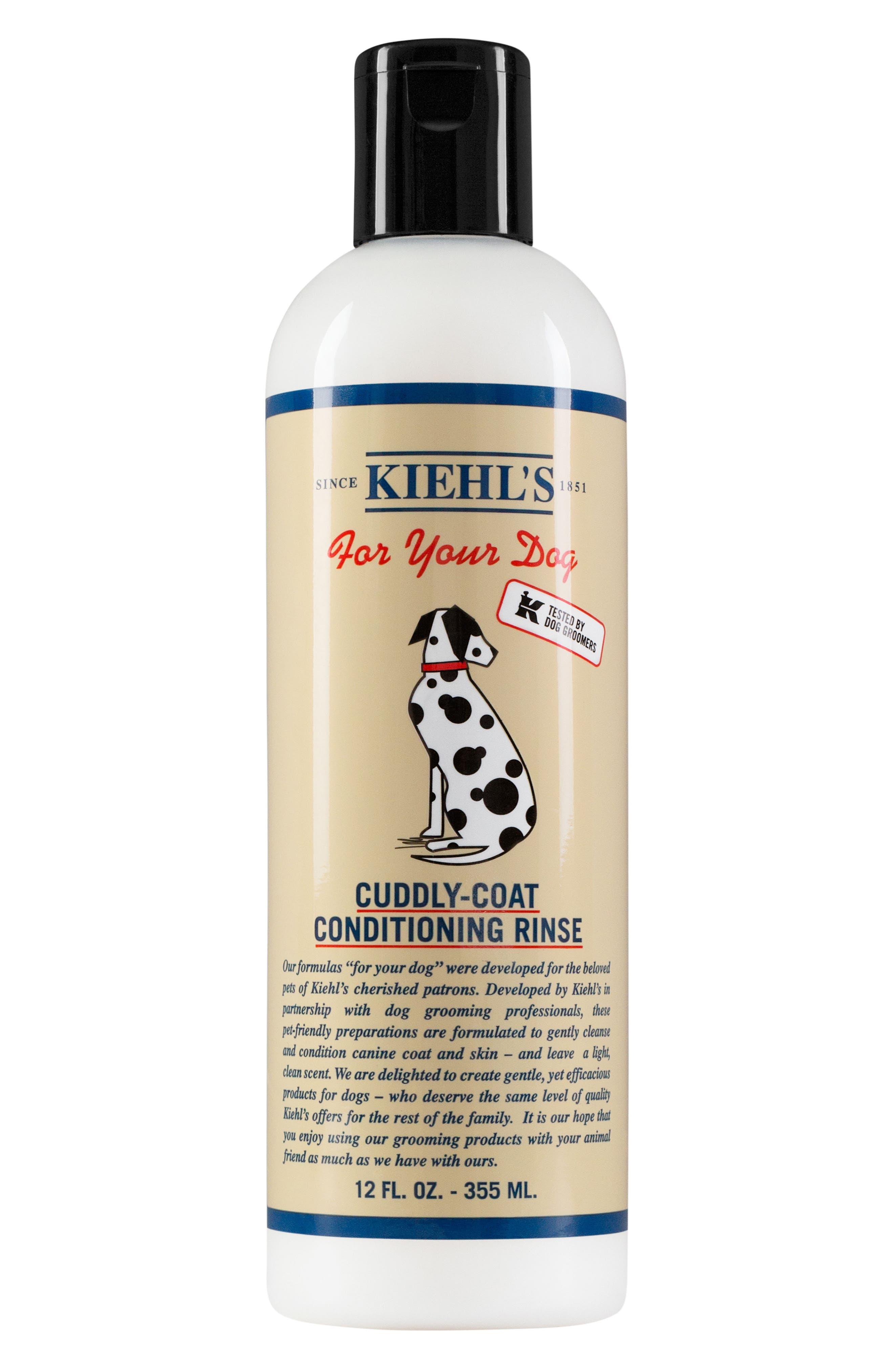 'Cuddly-Coat' Dog Conditioning Rinse,                             Main thumbnail 1, color,                             No Color
