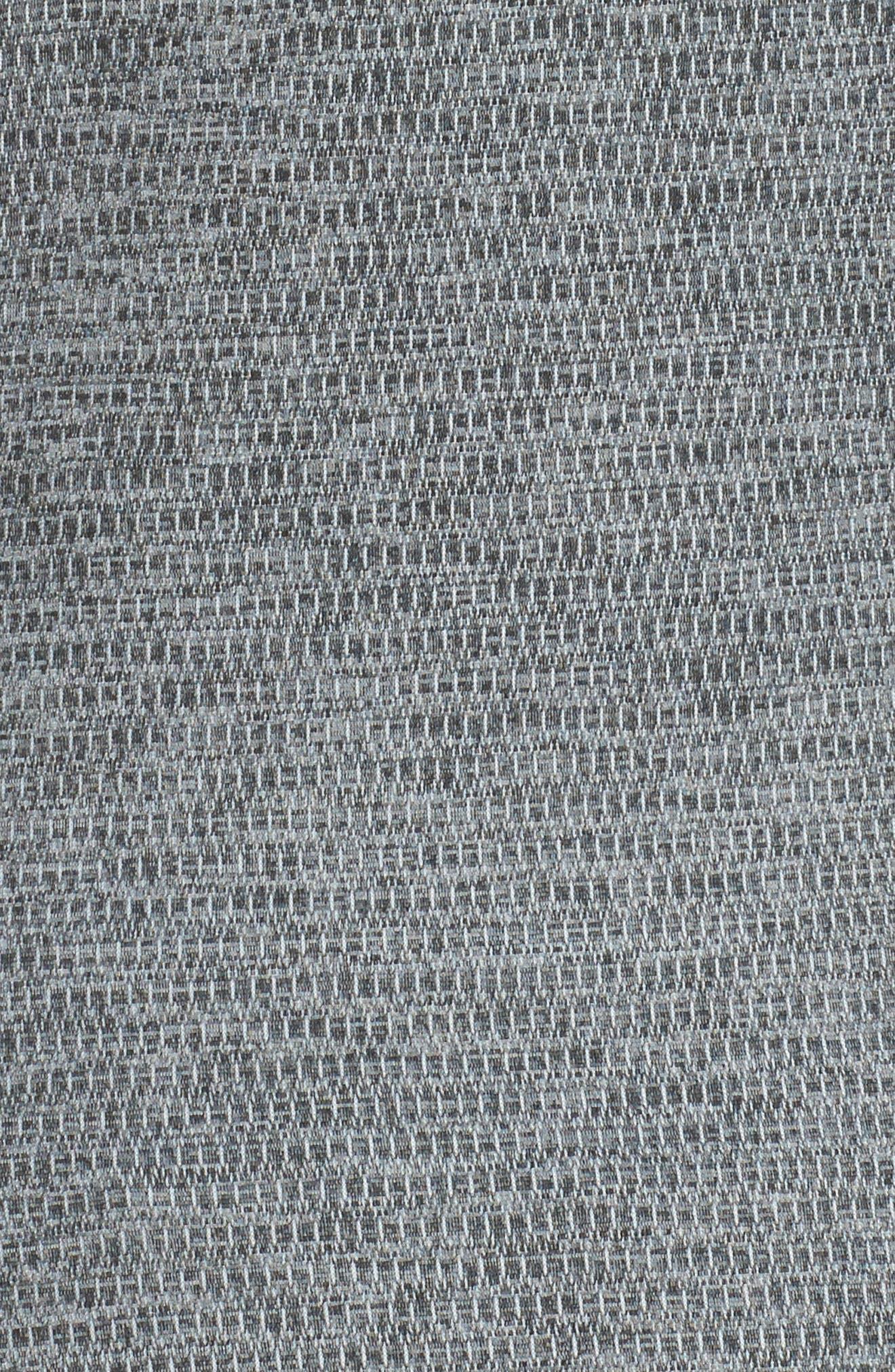 Arcata Zip Jacket,                             Alternate thumbnail 6, color,                             Tnf Mid Grey Heather/ Black