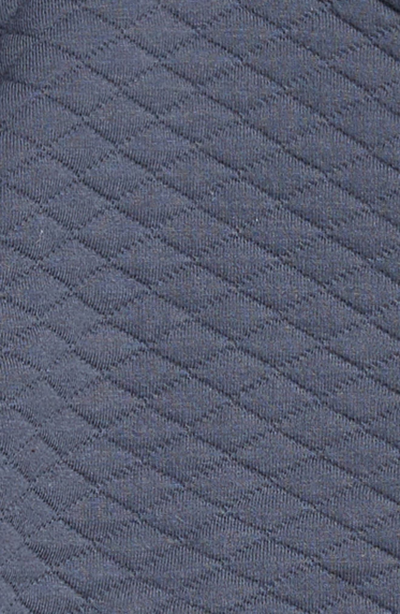 Quilted Baseball Jacket,                             Alternate thumbnail 2, color,                             Navy Armada
