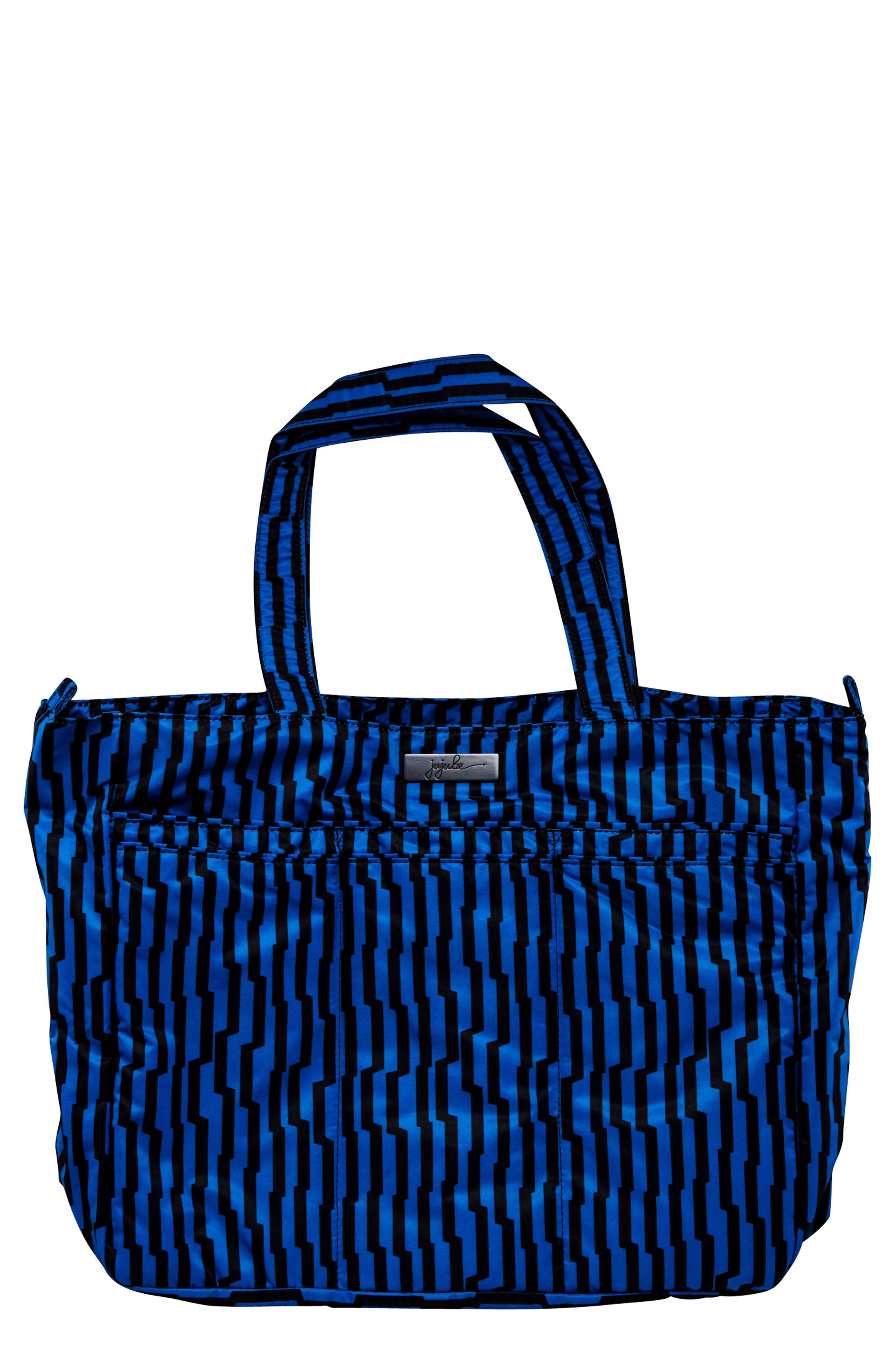Alternate Image 1 Selected - Ju-Ju-Be 'Super Be - Onyx Collection' Diaper Bag
