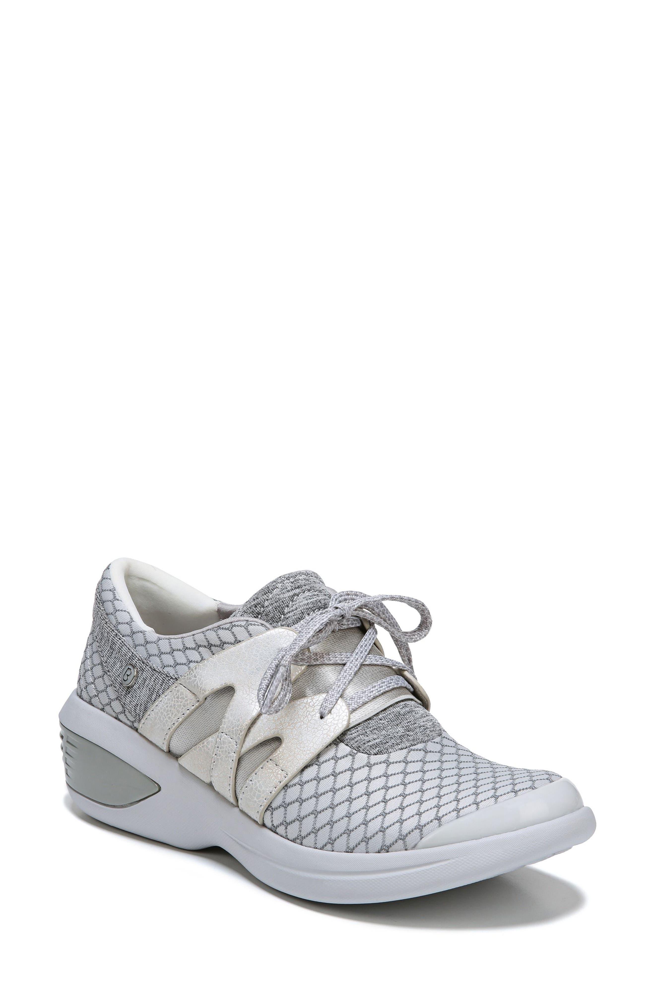Flicker Sneaker,                         Main,                         color, Grey Fabric