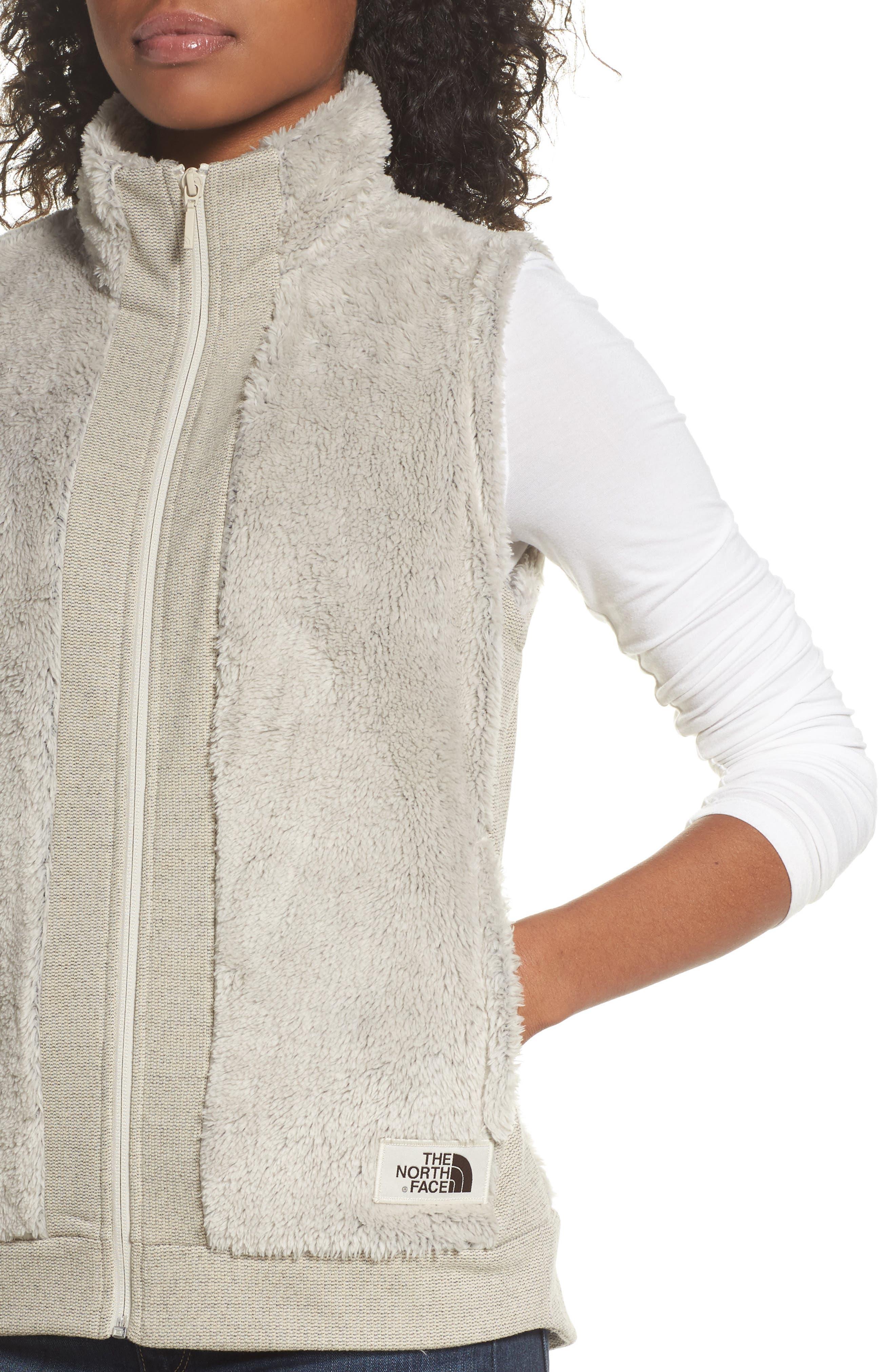 Alternate Image 4  - The North Face Faux Fur Vest