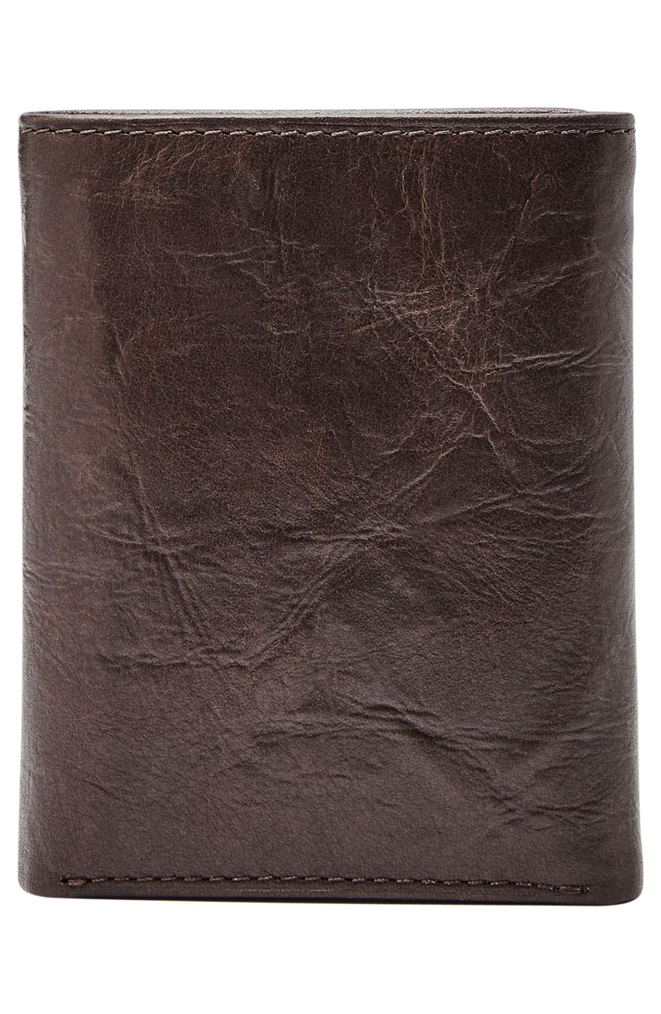 Alternate Image 3  - Fossil Neel Leather Wallet