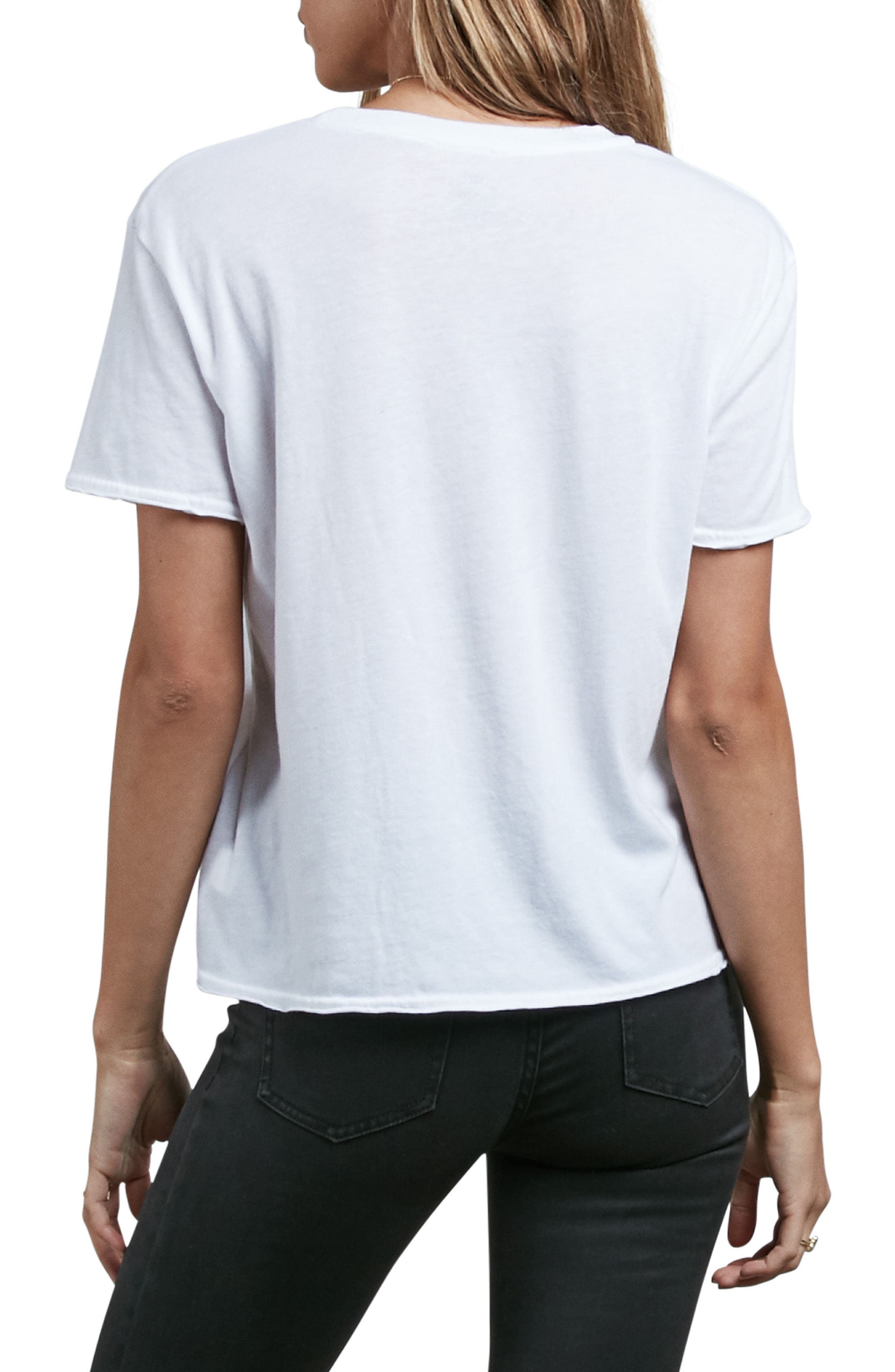 Main Stage Graphic Tee,                             Alternate thumbnail 2, color,                             White