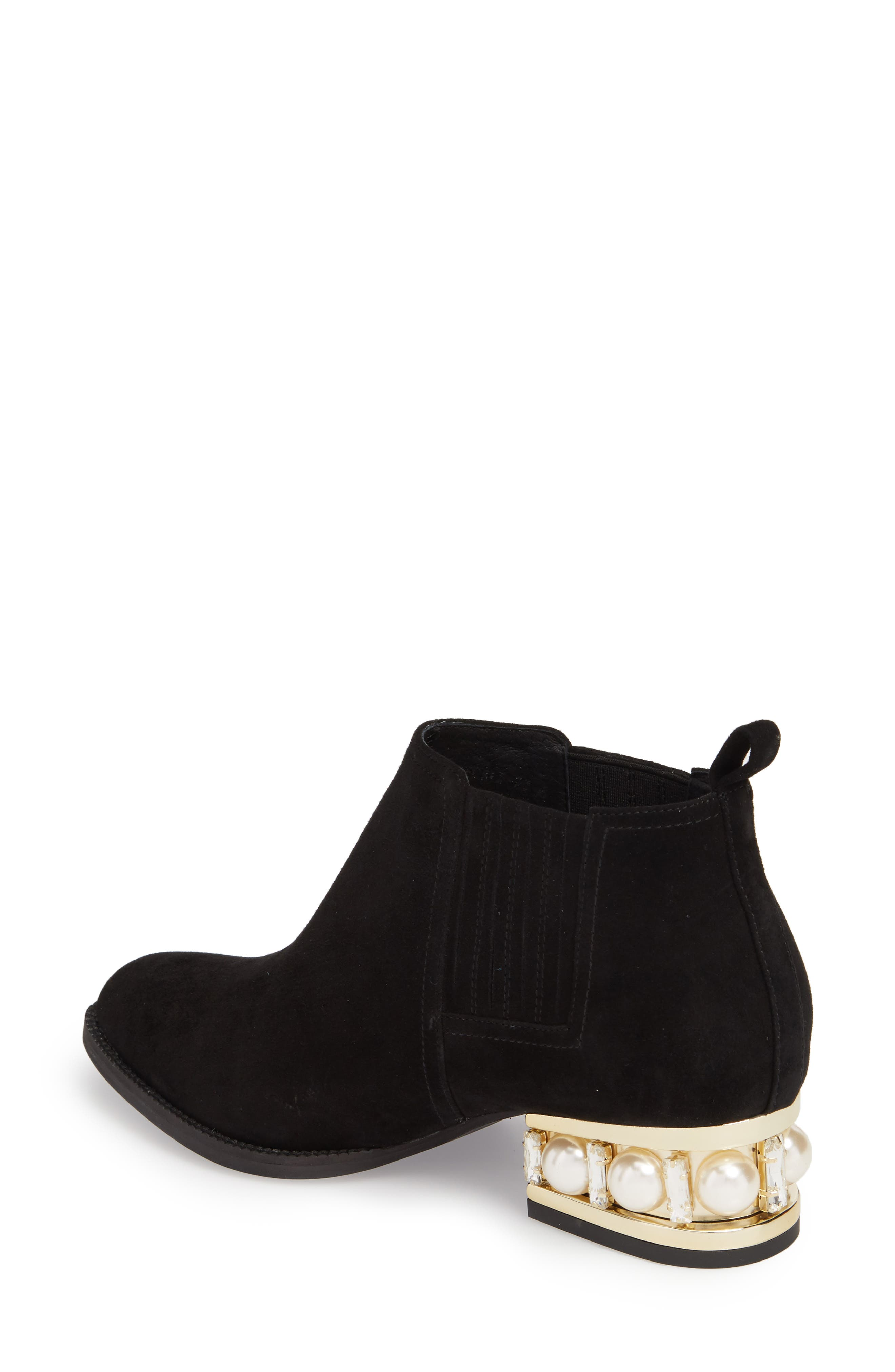 Alternate Image 2  - Jeffrey Campbell Metcalf Embellished Bootie (Women)